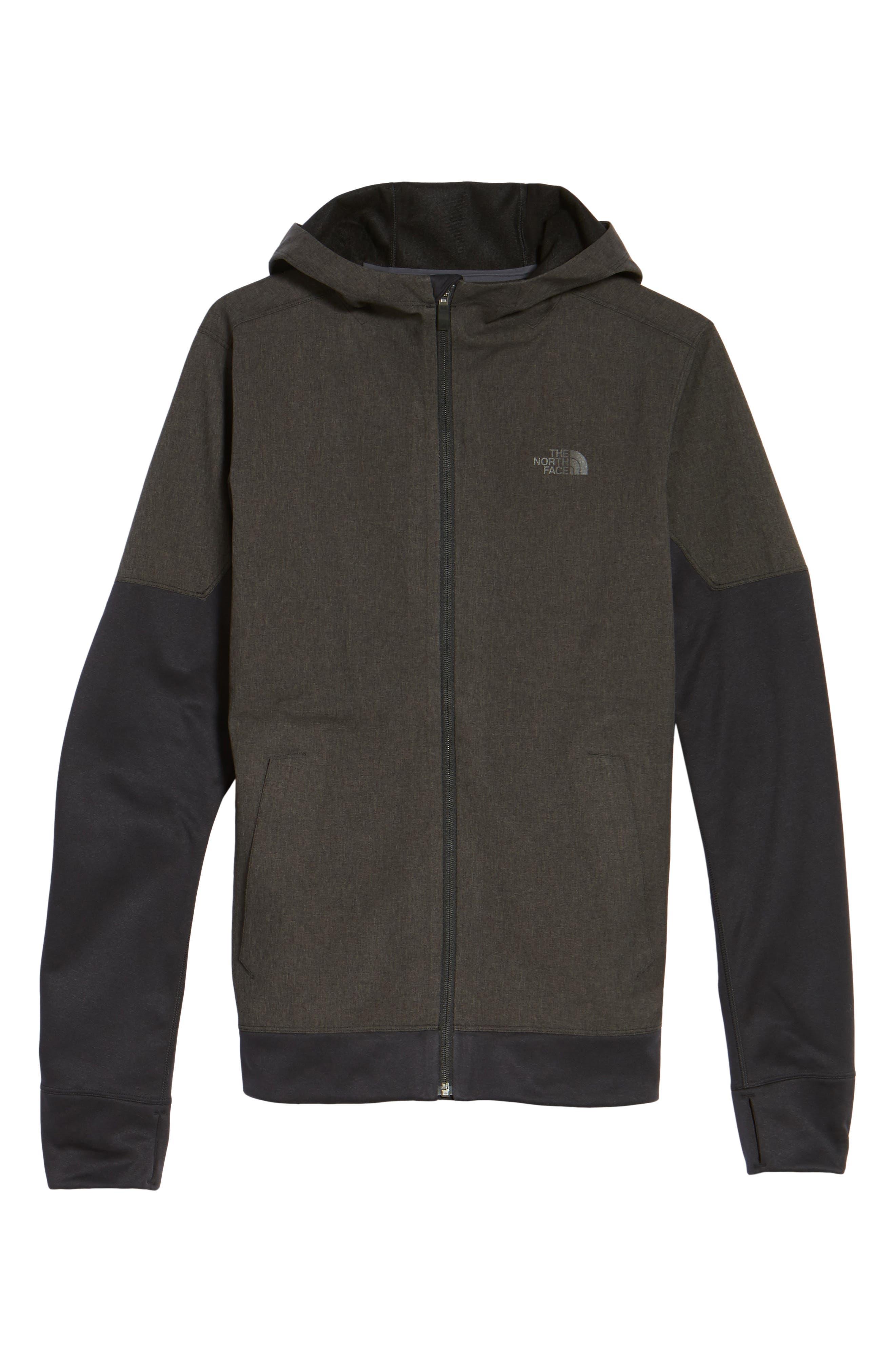 'Kilowatt' Hooded Jacket,                             Alternate thumbnail 5, color,                             001