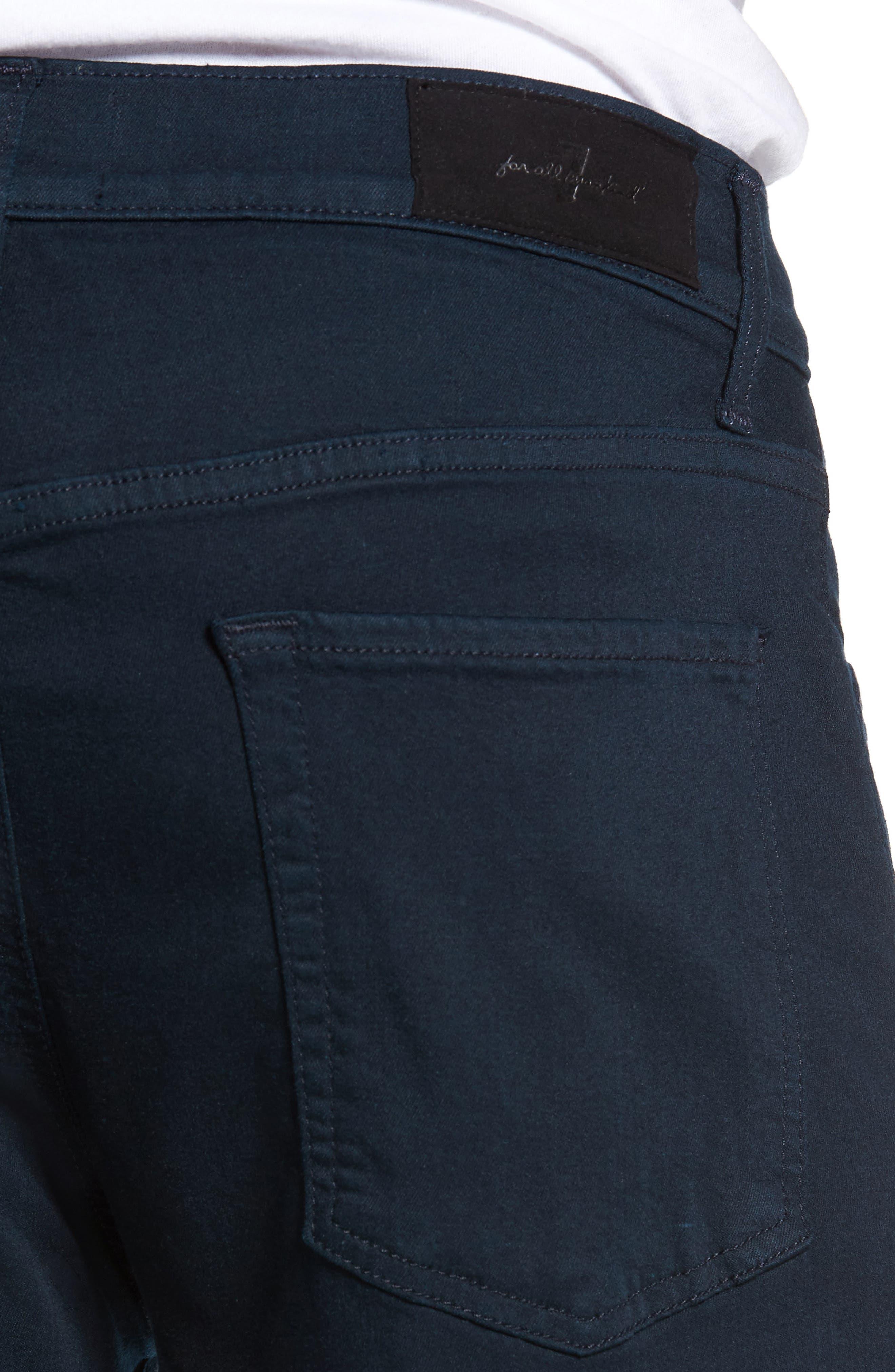 Slimmy Slim Fit Jeans,                             Alternate thumbnail 4, color,