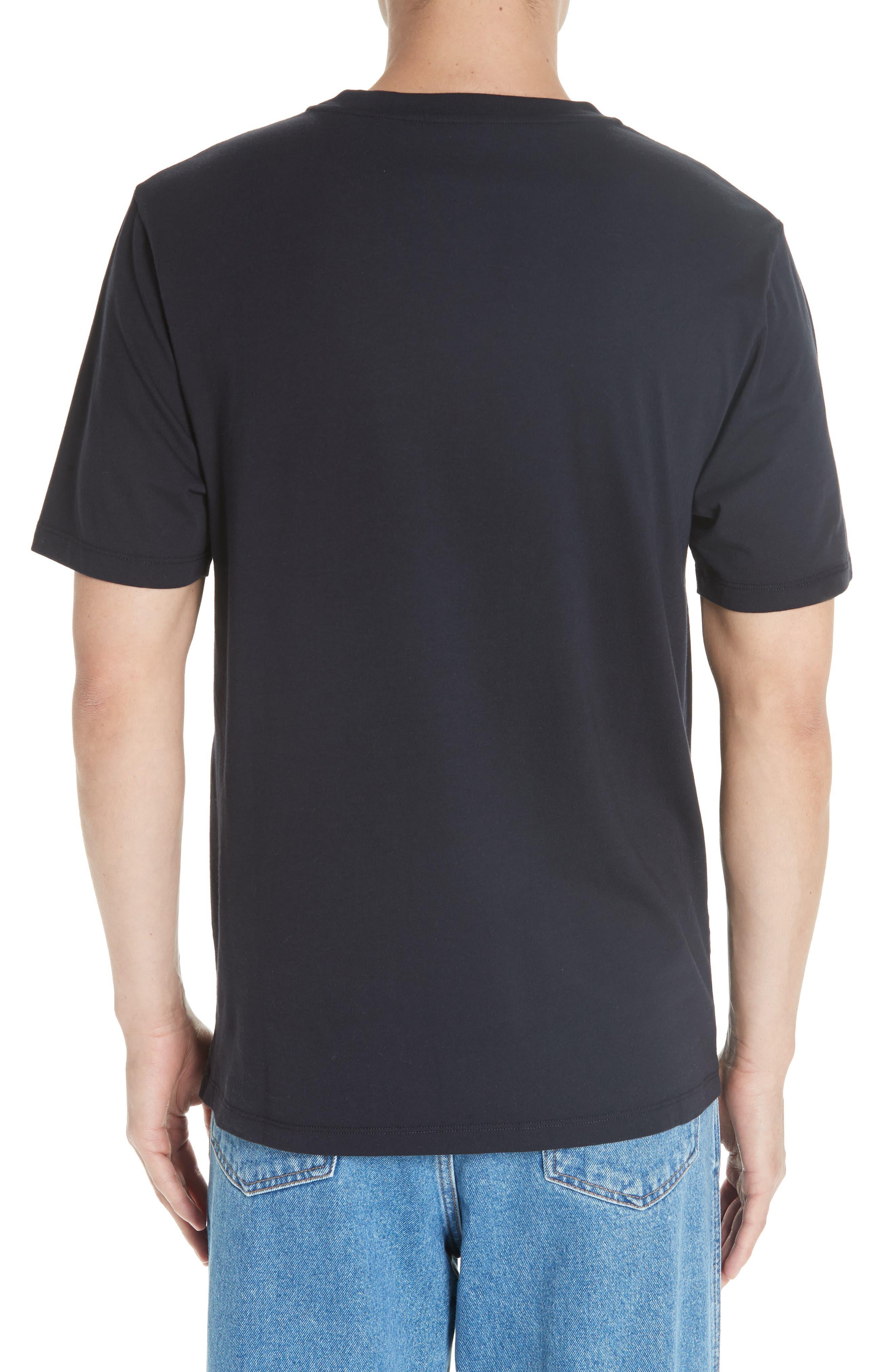 Anagram T-Shirt,                             Alternate thumbnail 2, color,                             410
