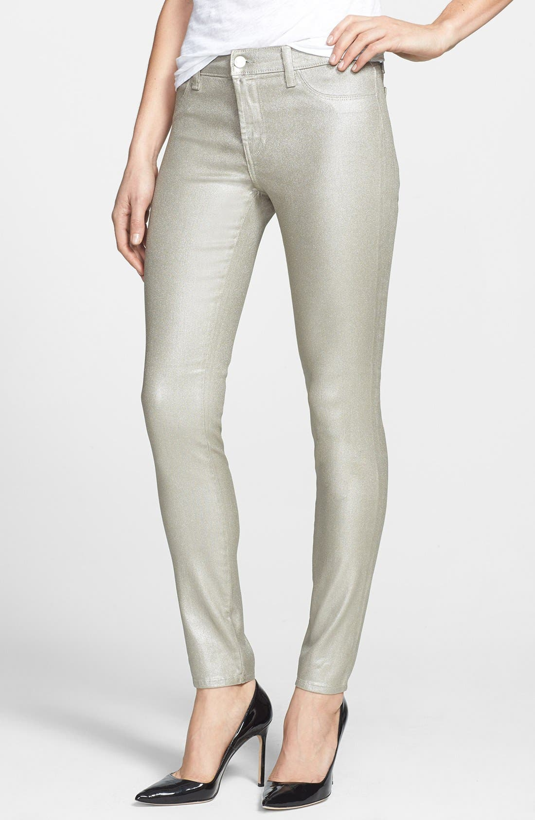 '485' Skinny Jeans,                             Main thumbnail 1, color,                             040