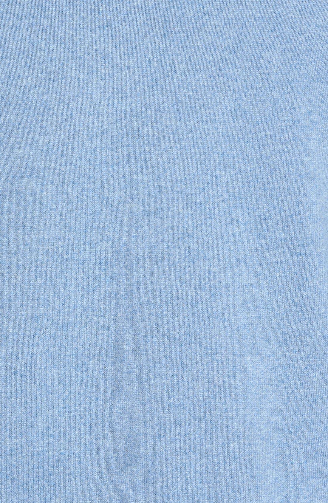 'Jersey Sport' Cotton Blend Crewneck Sweater,                             Alternate thumbnail 36, color,