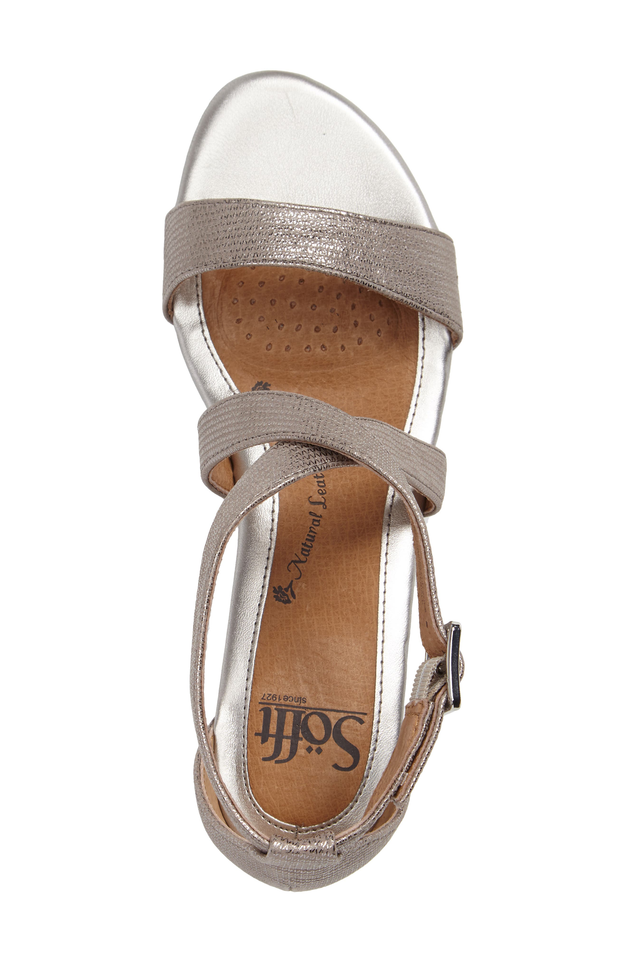 'Innis' Low Wedge Sandal,                             Alternate thumbnail 30, color,