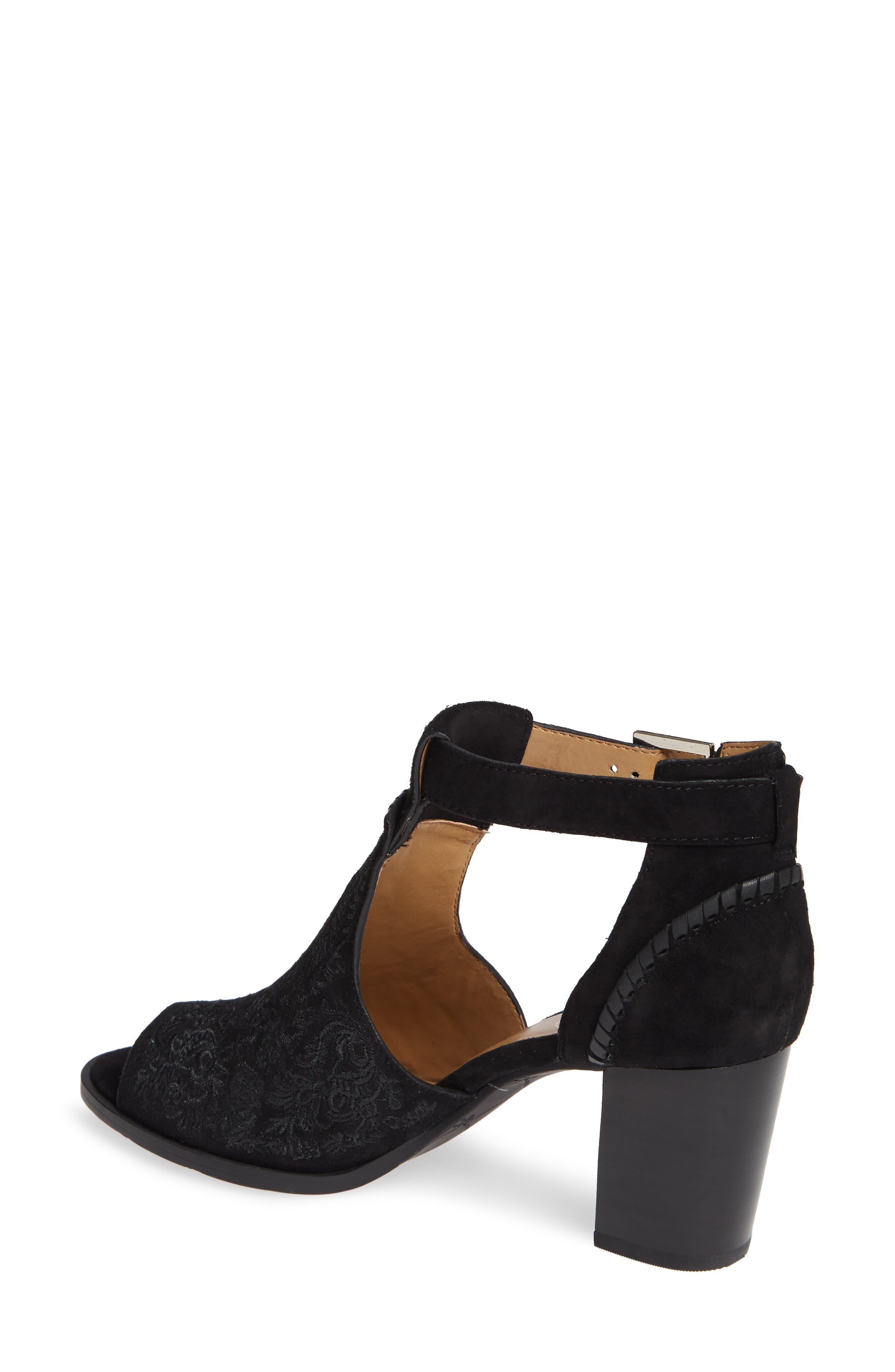 Cameron Block Heel Sandal,                             Alternate thumbnail 9, color,