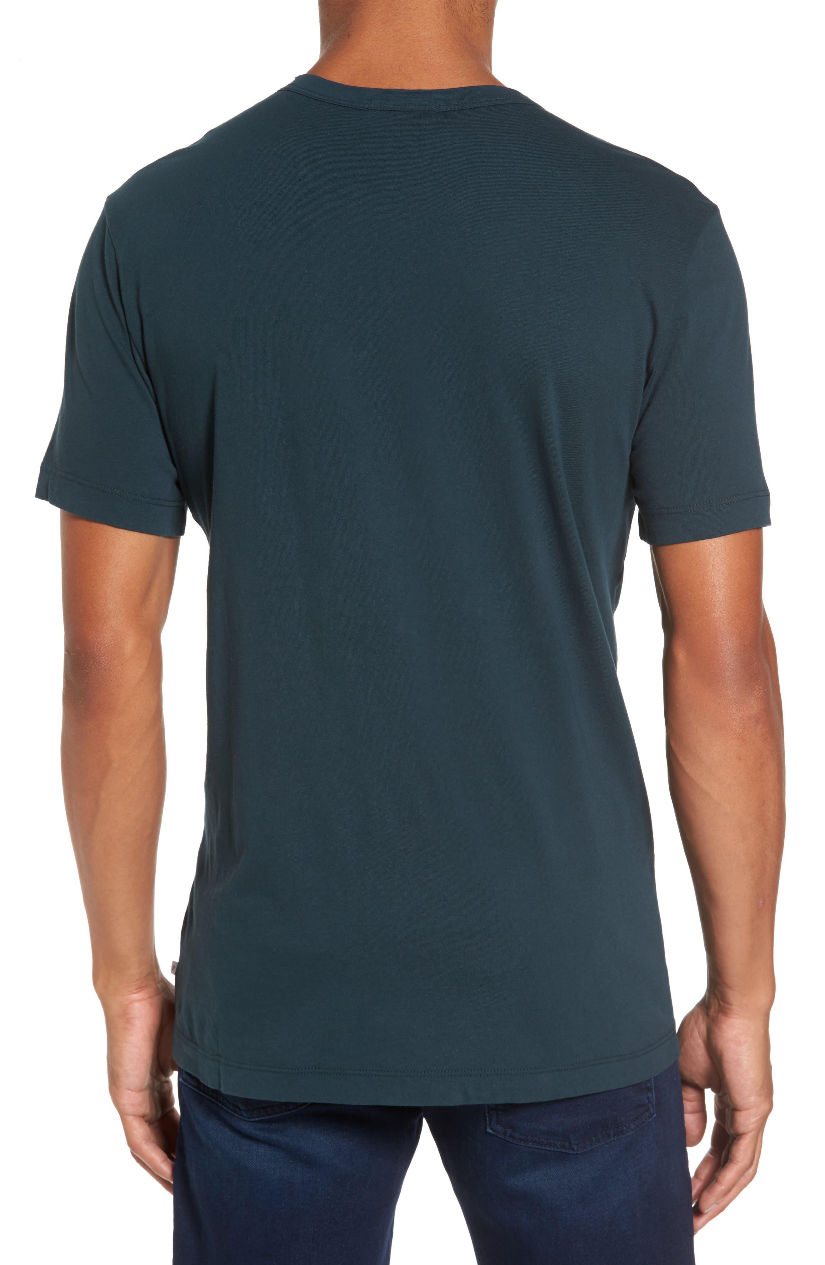 Crewneck Jersey T-Shirt,                             Alternate thumbnail 235, color,