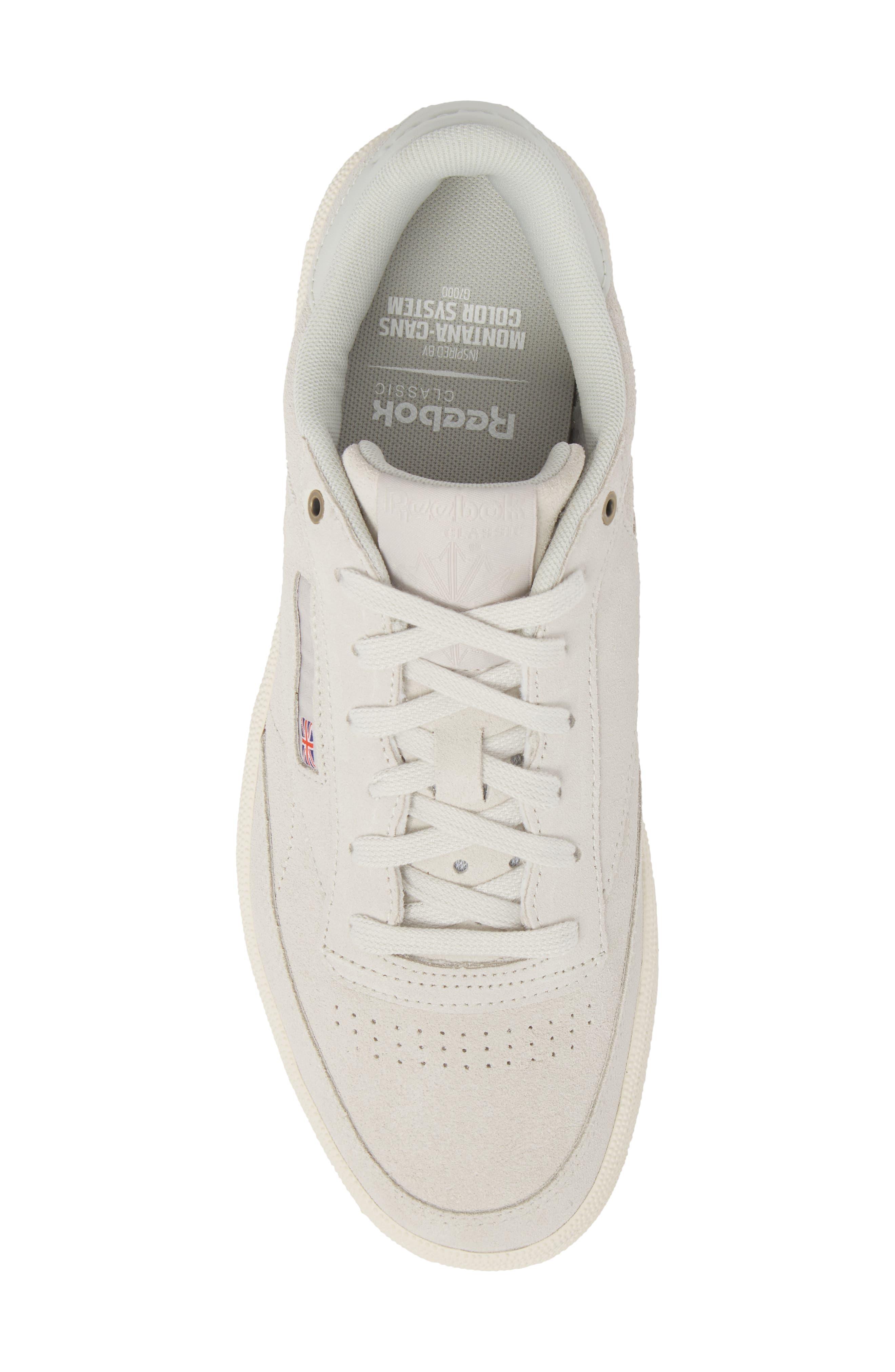 Club C 85 MCC Sneaker,                             Alternate thumbnail 5, color,                             020
