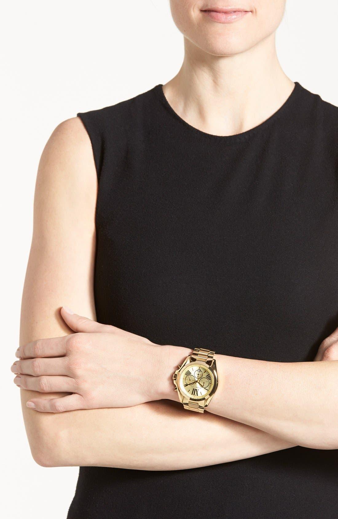 Bradshaw Chronograph Bracelet Watch, 43mm,                             Alternate thumbnail 46, color,