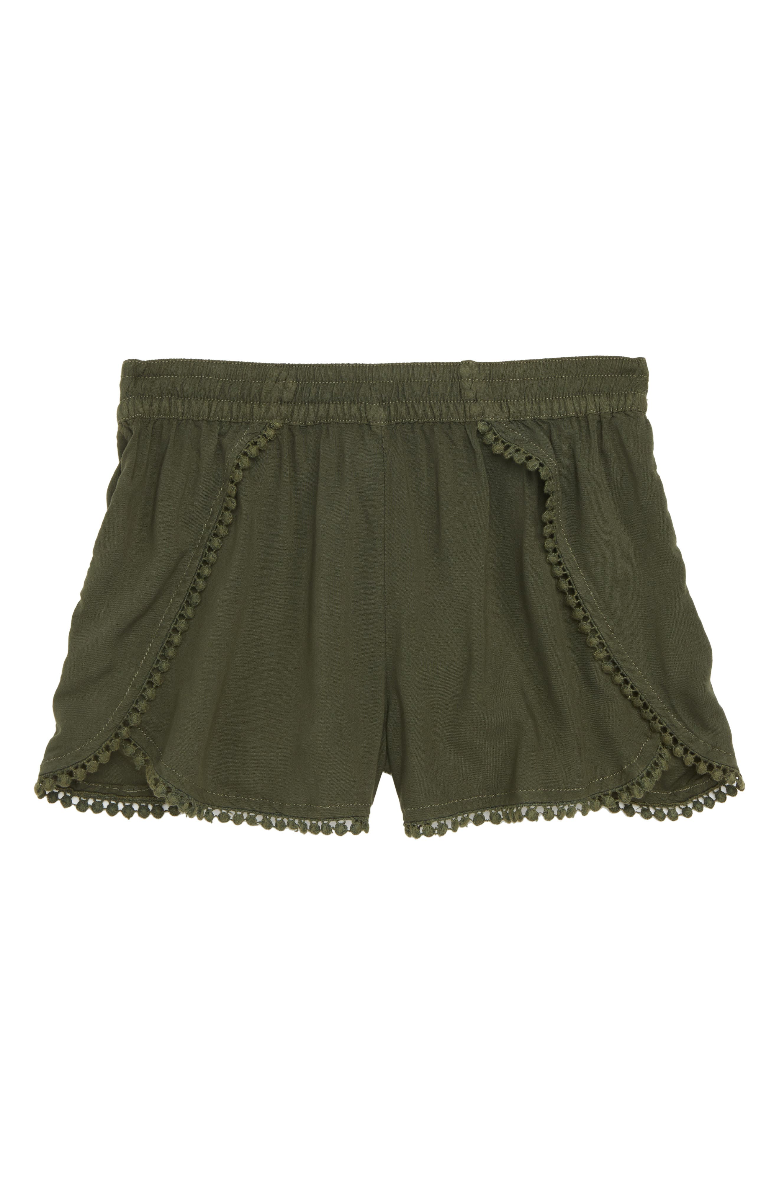 Petal Shorts,                             Main thumbnail 1, color,                             311