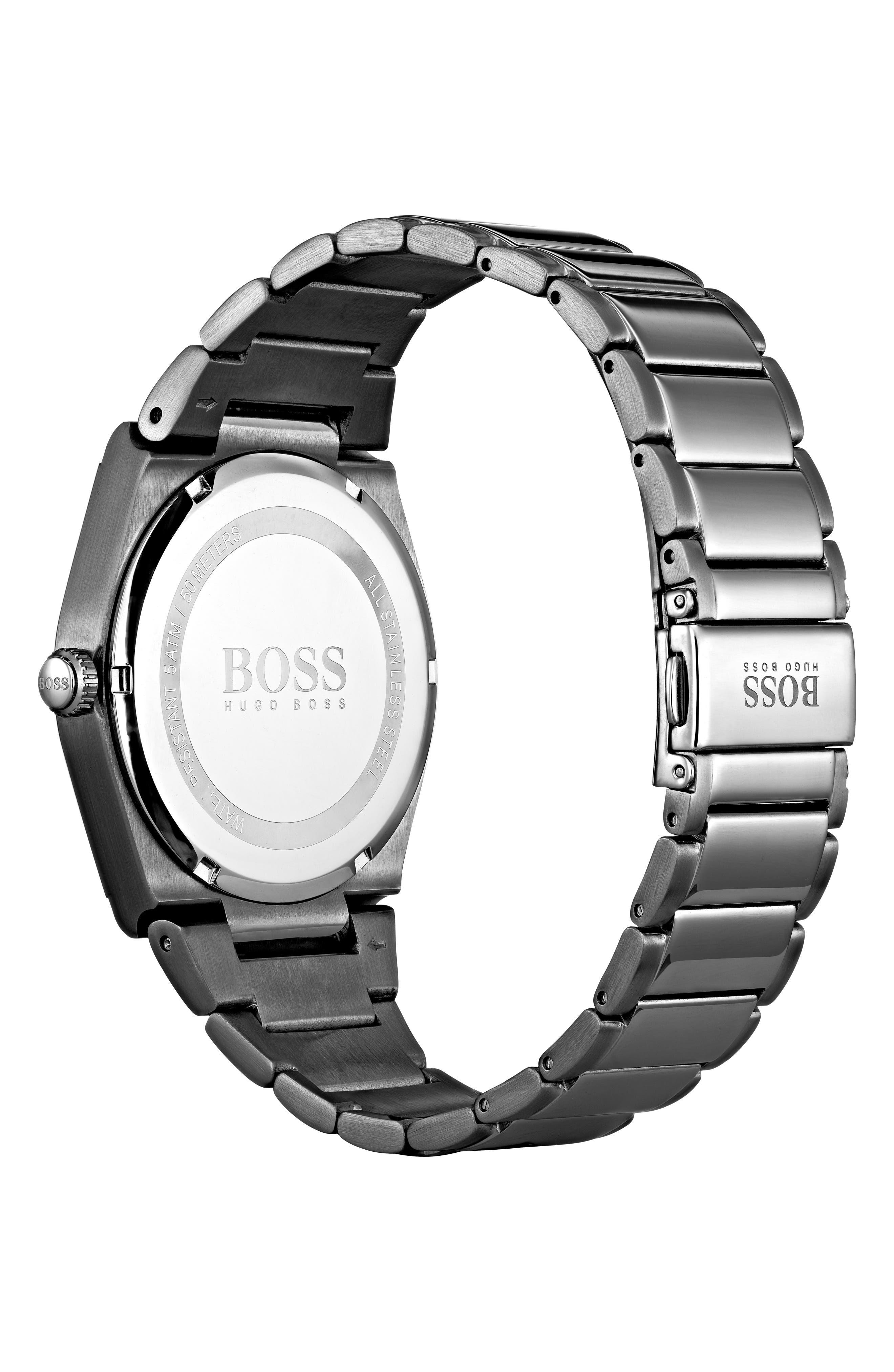 Magnitude Bracelet Watch, 42mm,                             Alternate thumbnail 2, color,                             040