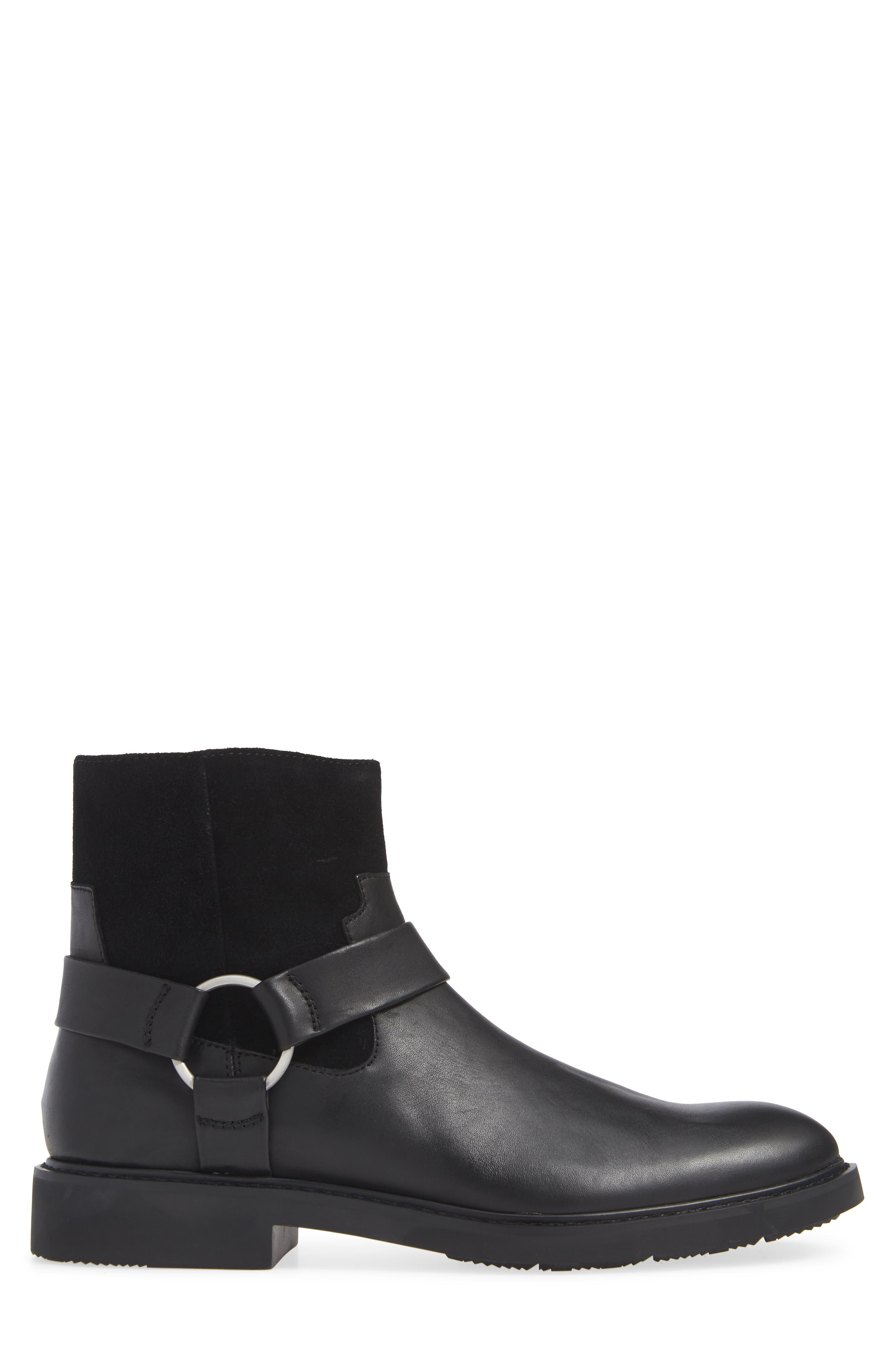 Vergil Zip Boot,                             Alternate thumbnail 3, color,                             001