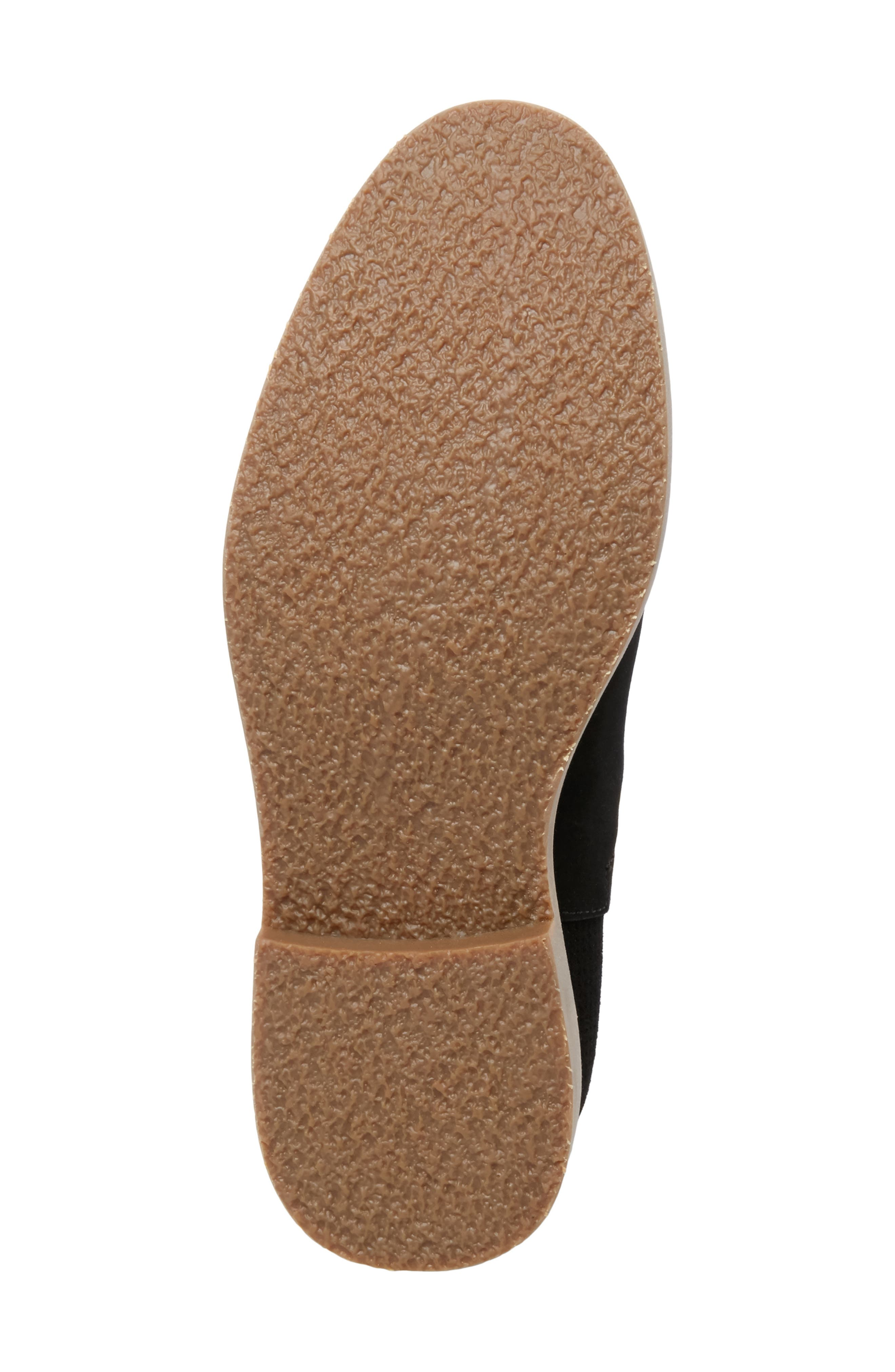 Highlyte Textured Chelsea Boot,                             Alternate thumbnail 6, color,                             006