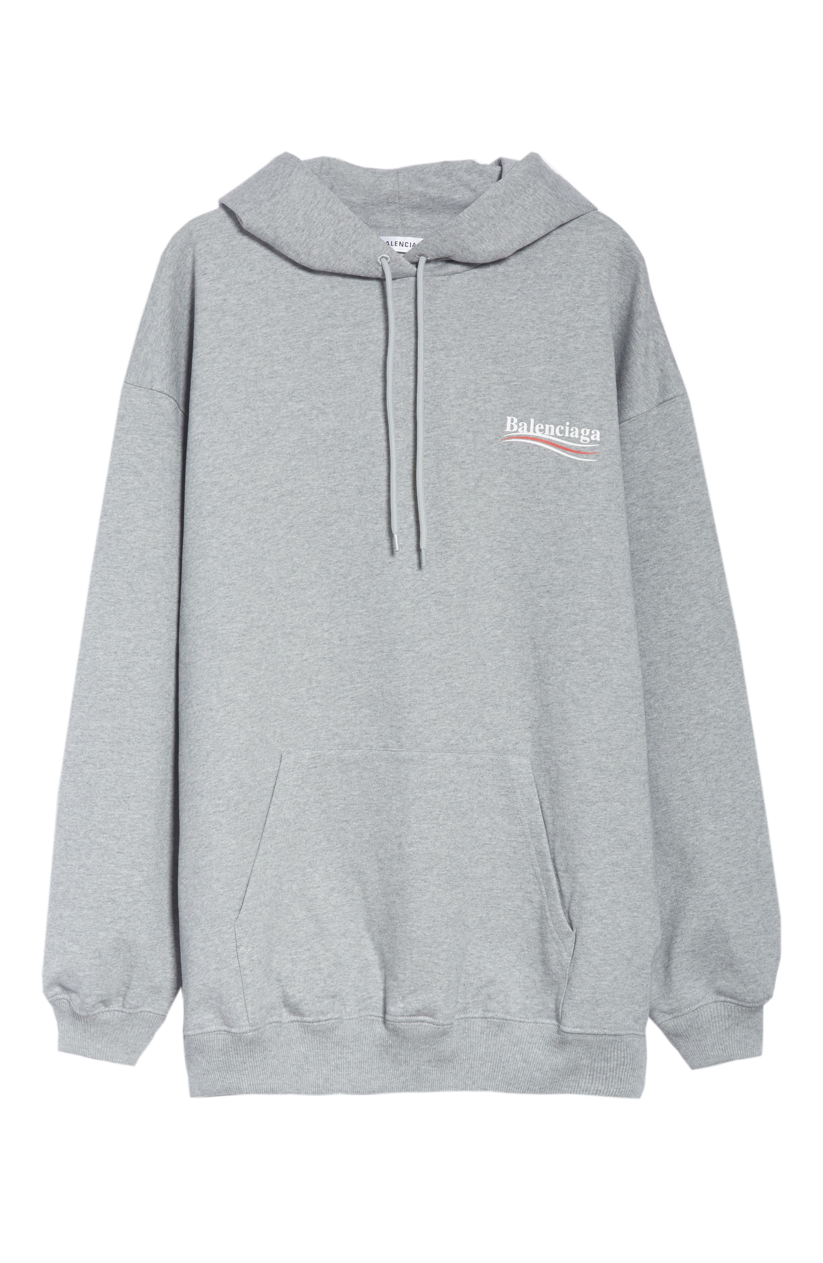 Campaign Logo Hoodie,                             Alternate thumbnail 6, color,                             020