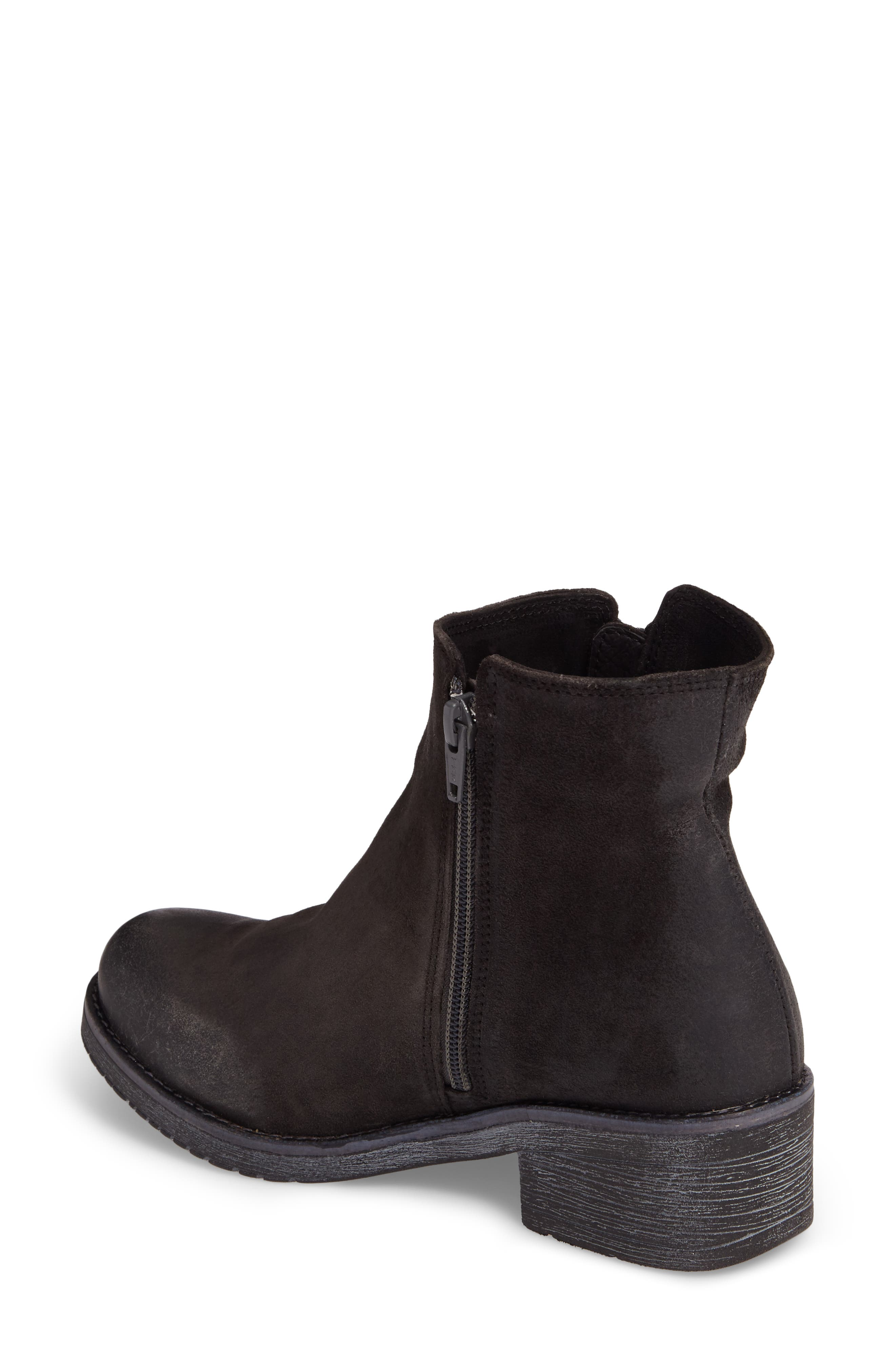 Wander Boot,                             Alternate thumbnail 2, color,                             OILY MIDNIGHT SUEDE