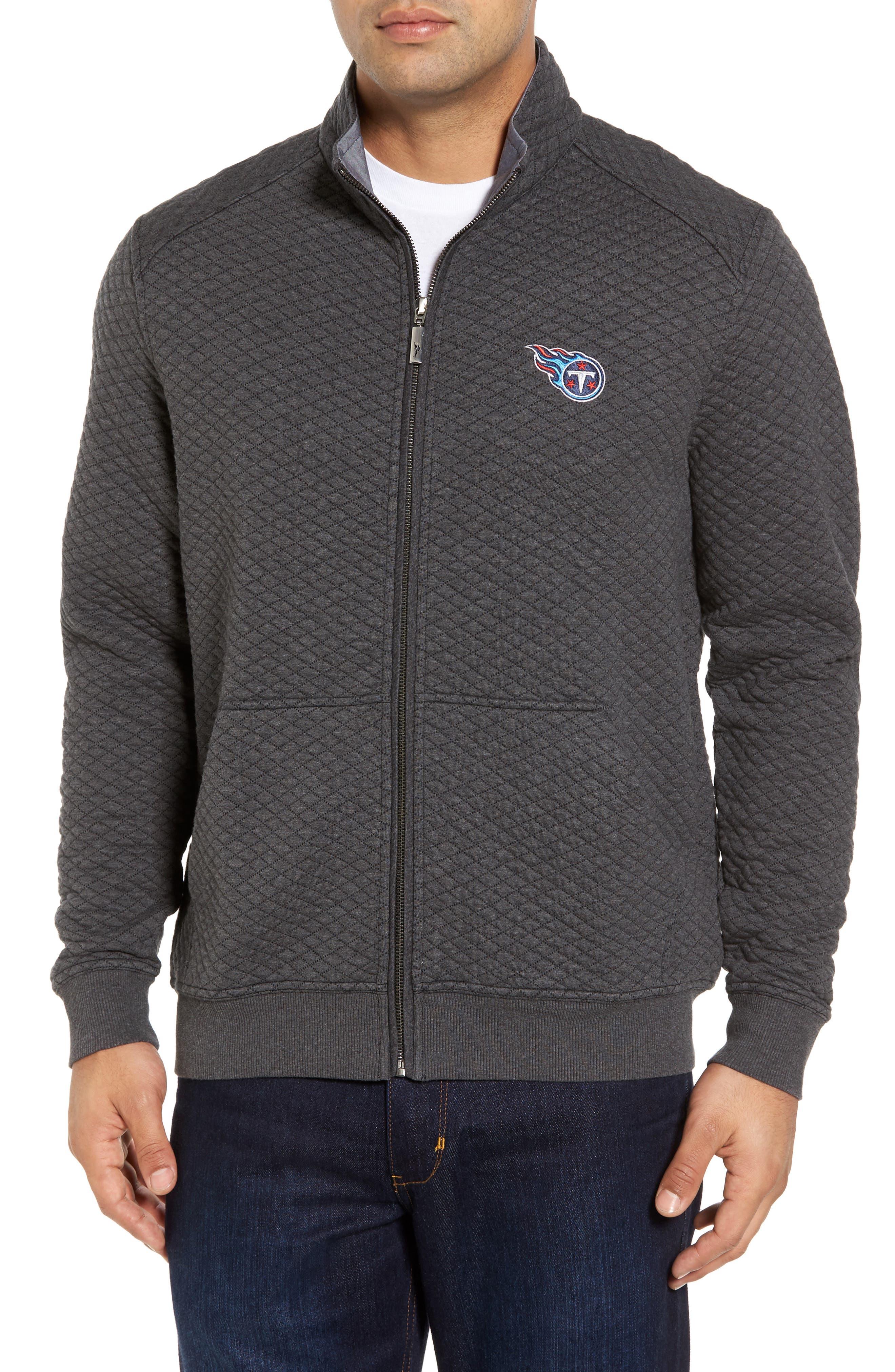 NFL Quiltessential Full Zip Sweatshirt,                             Main thumbnail 30, color,