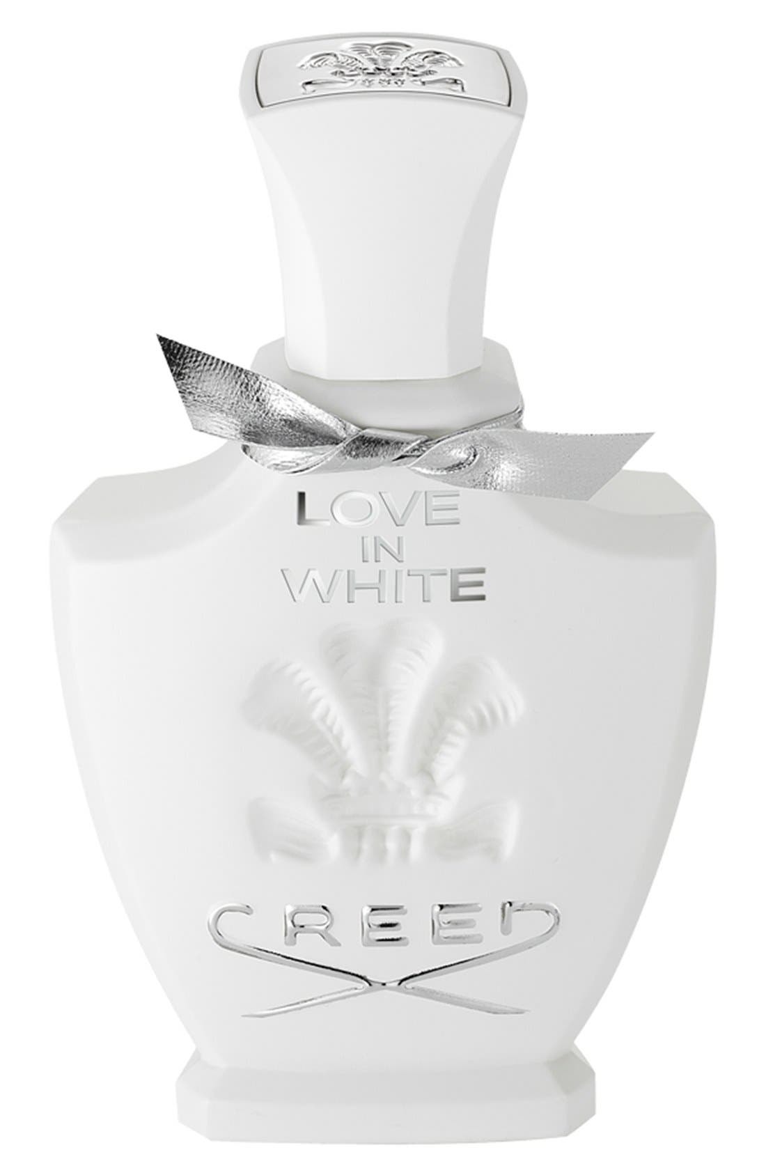 'Love In White' Fragrance,                             Main thumbnail 1, color,                             NO COLOR