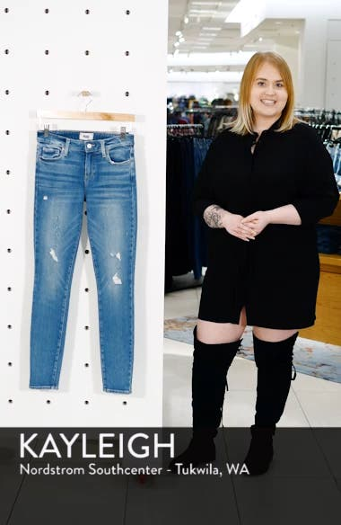 Verdugo Ultra Skinny Jeans, sales video thumbnail