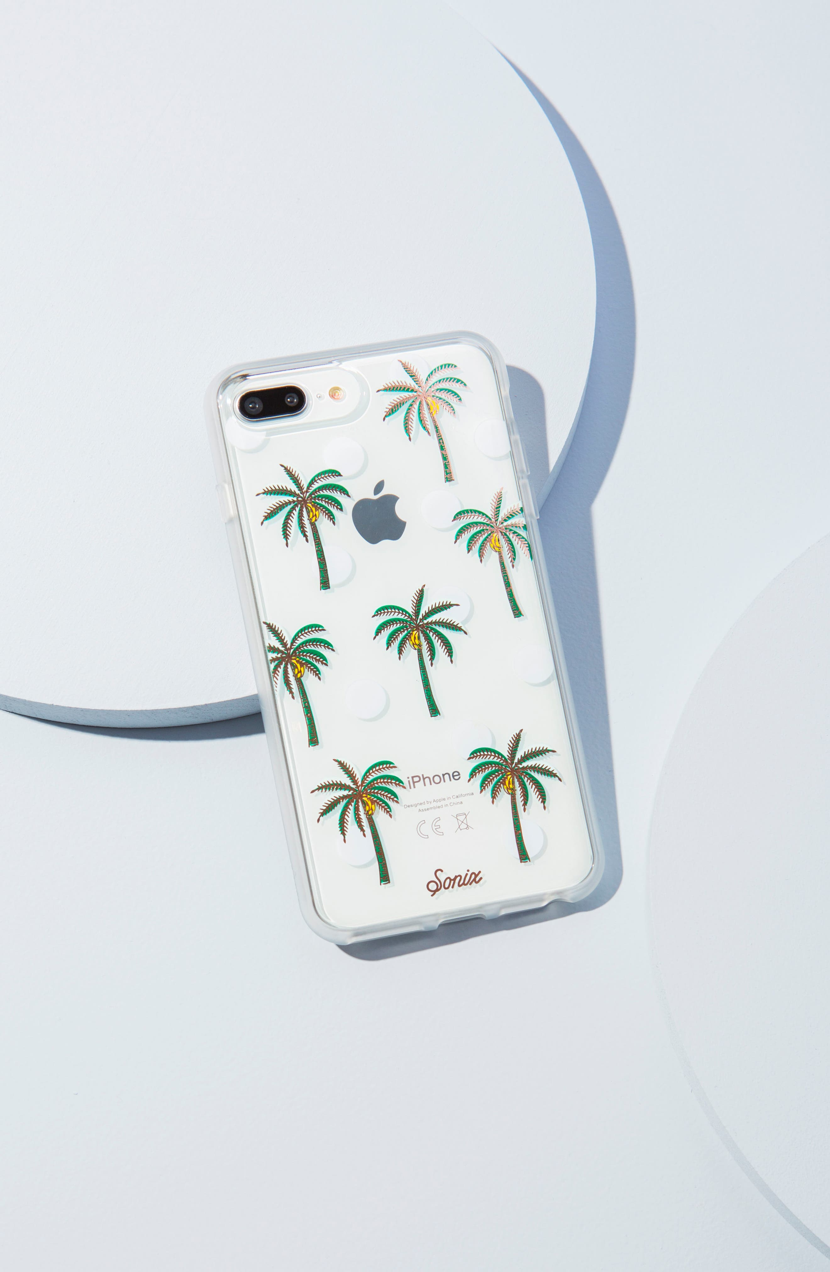 Bora Bora iPhone X Case,                             Alternate thumbnail 5, color,                             300