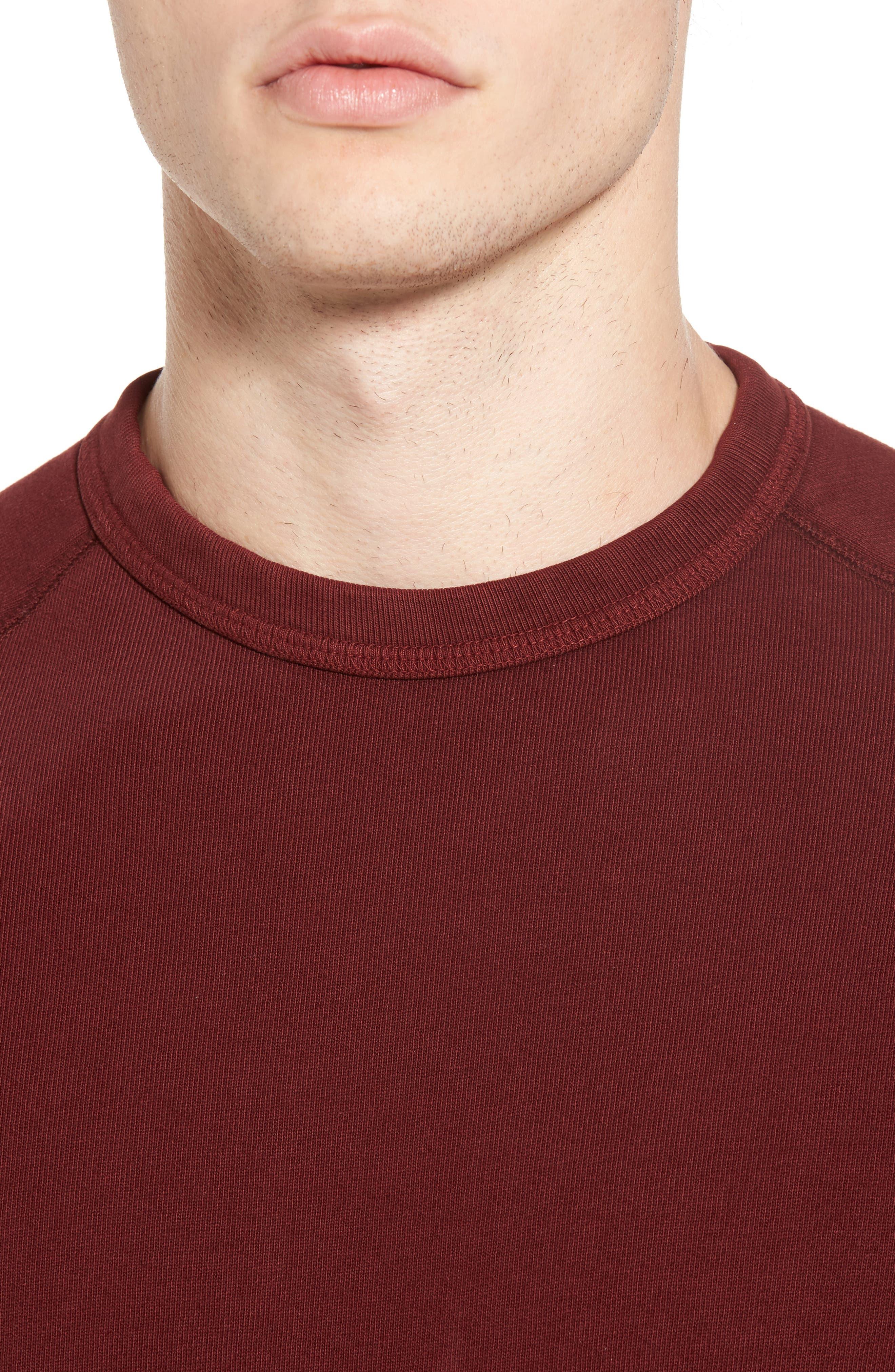 South Sea Raglan Sweatshirt,                             Alternate thumbnail 12, color,