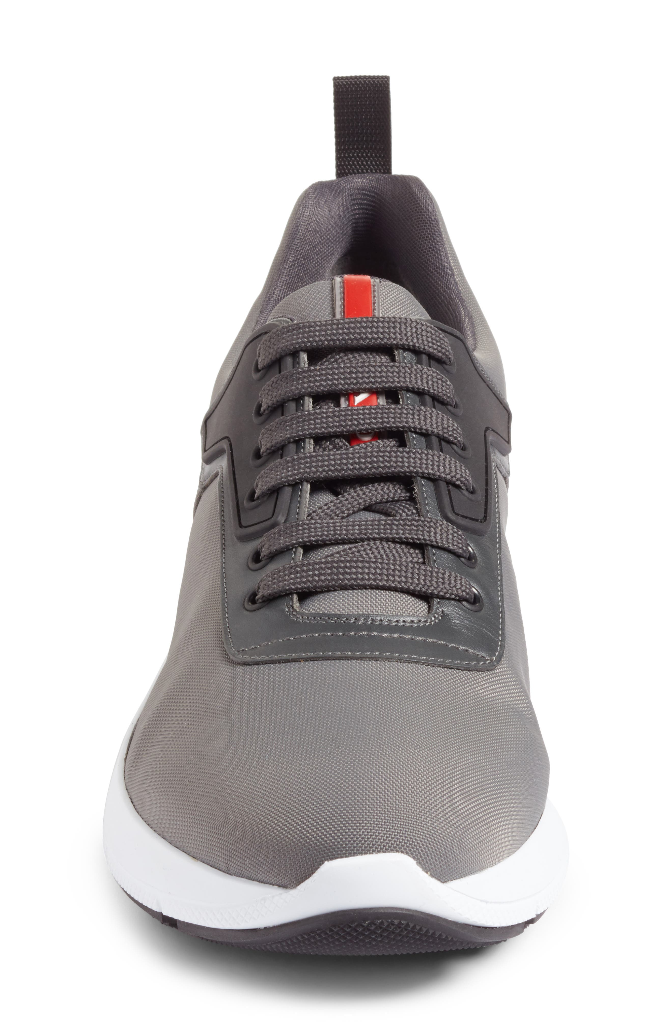 Linea Rossa Tech Sneaker,                             Alternate thumbnail 4, color,                             253