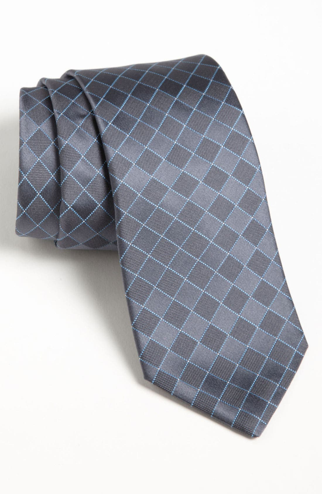 Woven Silk Tie,                             Main thumbnail 2, color,