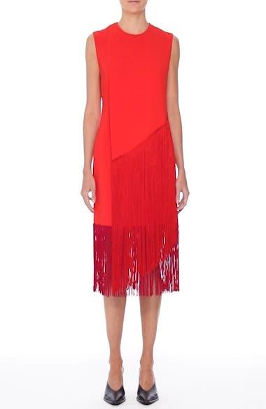 Fringe Overlay Dress, video thumbnail