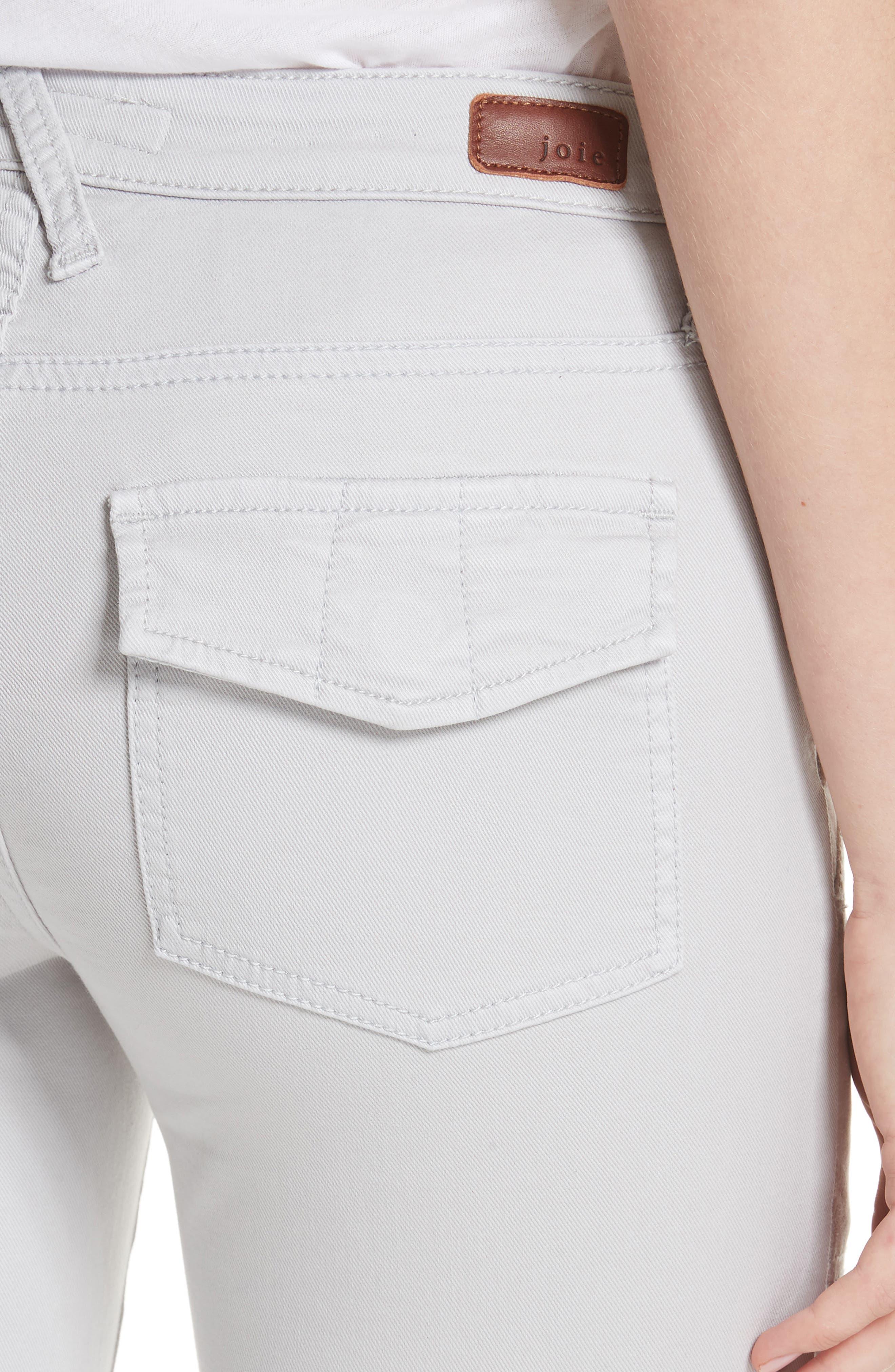 Okana Skinny Cargo Pants,                             Alternate thumbnail 5, color,                             034