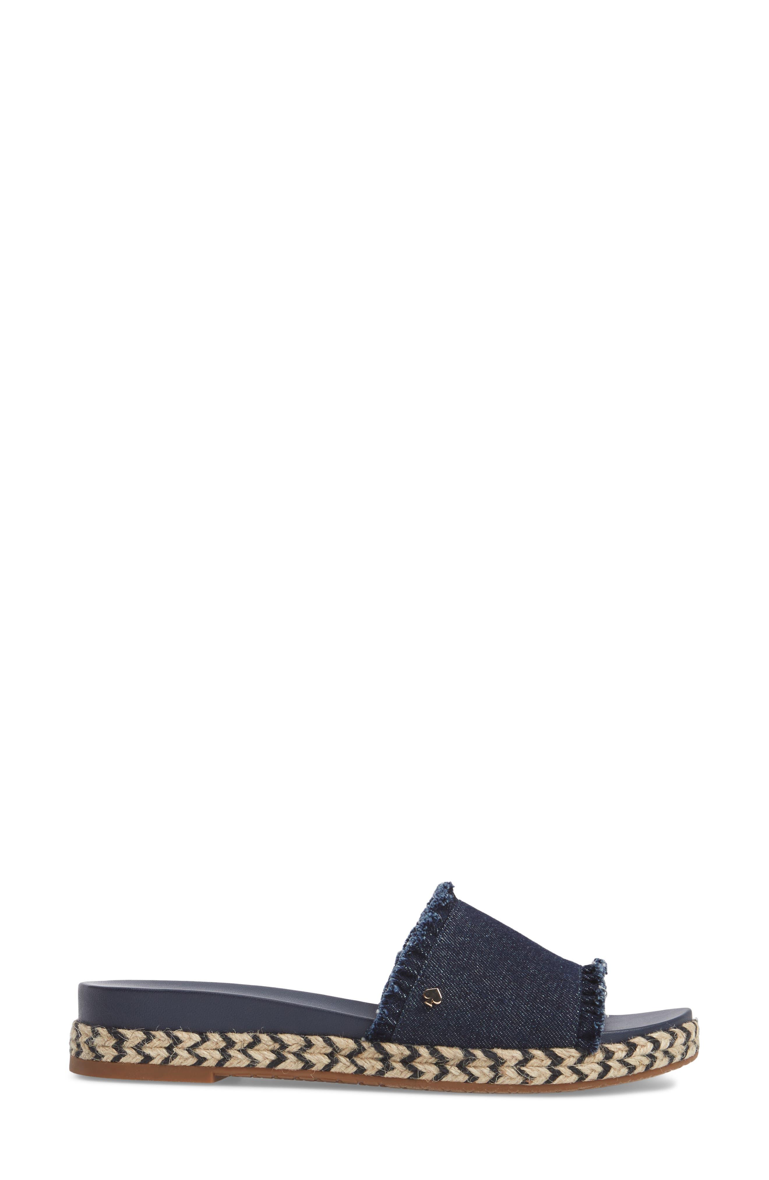zahara slide sandal,                             Alternate thumbnail 3, color,                             489