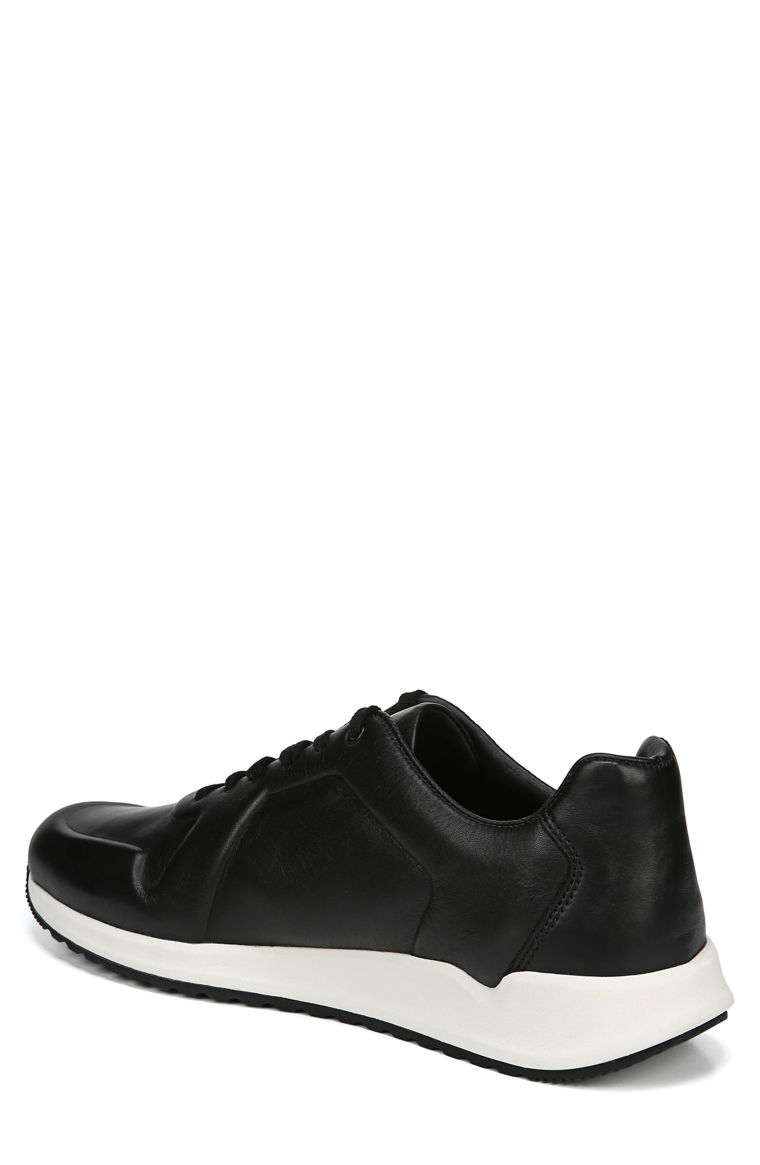 Garrett Sneaker,                             Alternate thumbnail 2, color,                             BLACK/ BLACK