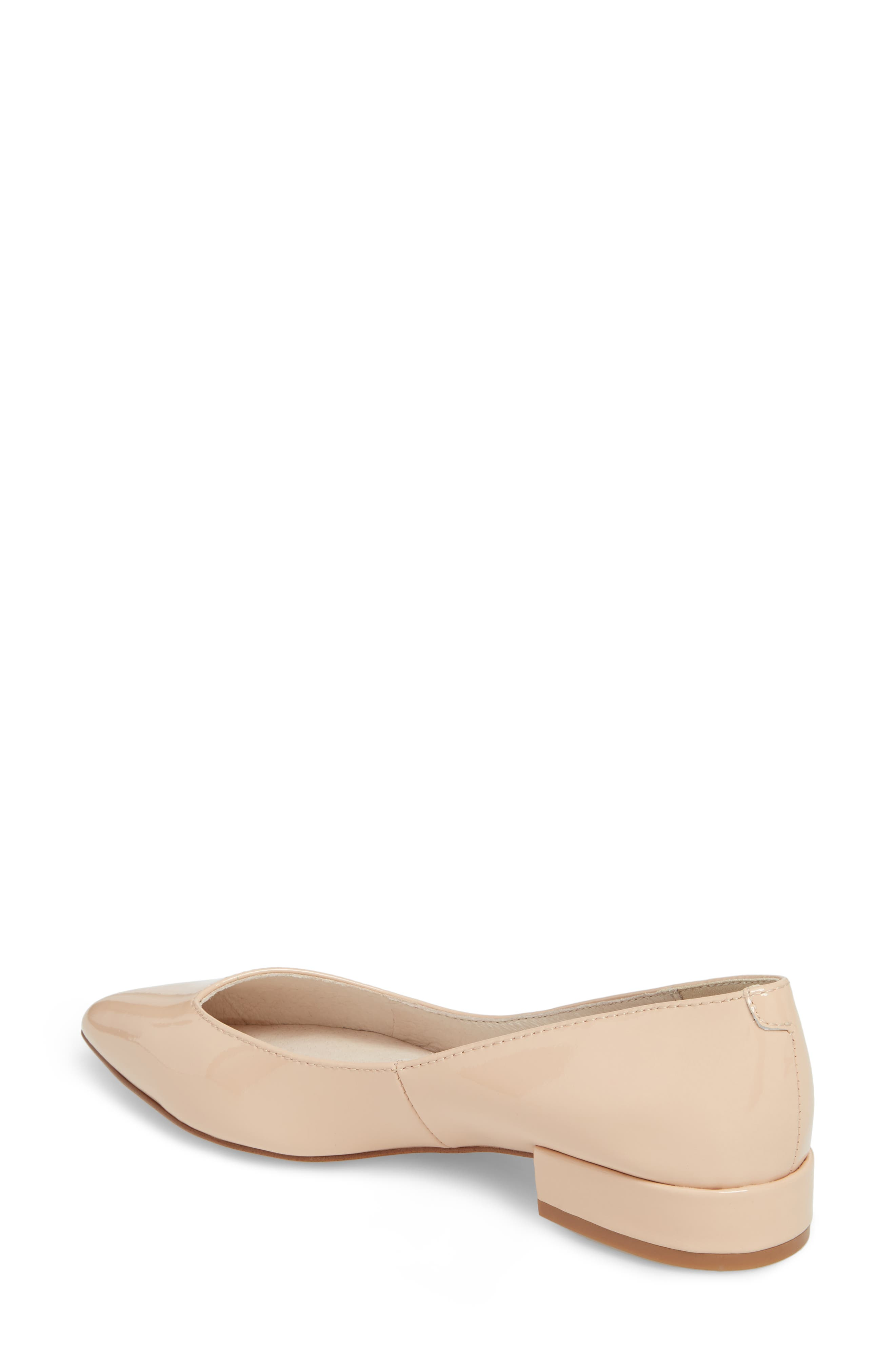 Ames Pointy Toe Flat,                             Alternate thumbnail 2, color,                             294