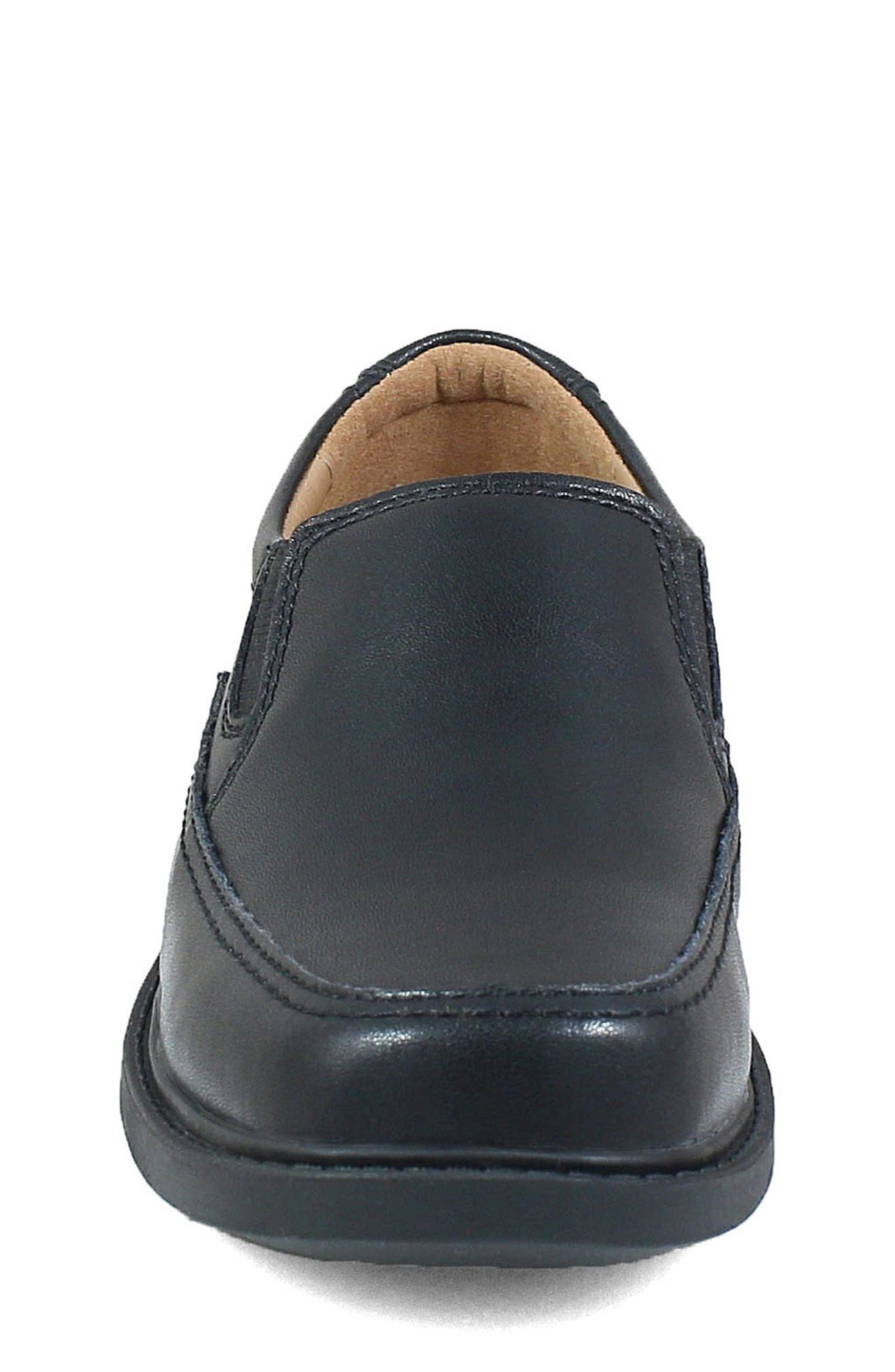 Bogan II Slip-On,                             Alternate thumbnail 4, color,                             BLACK