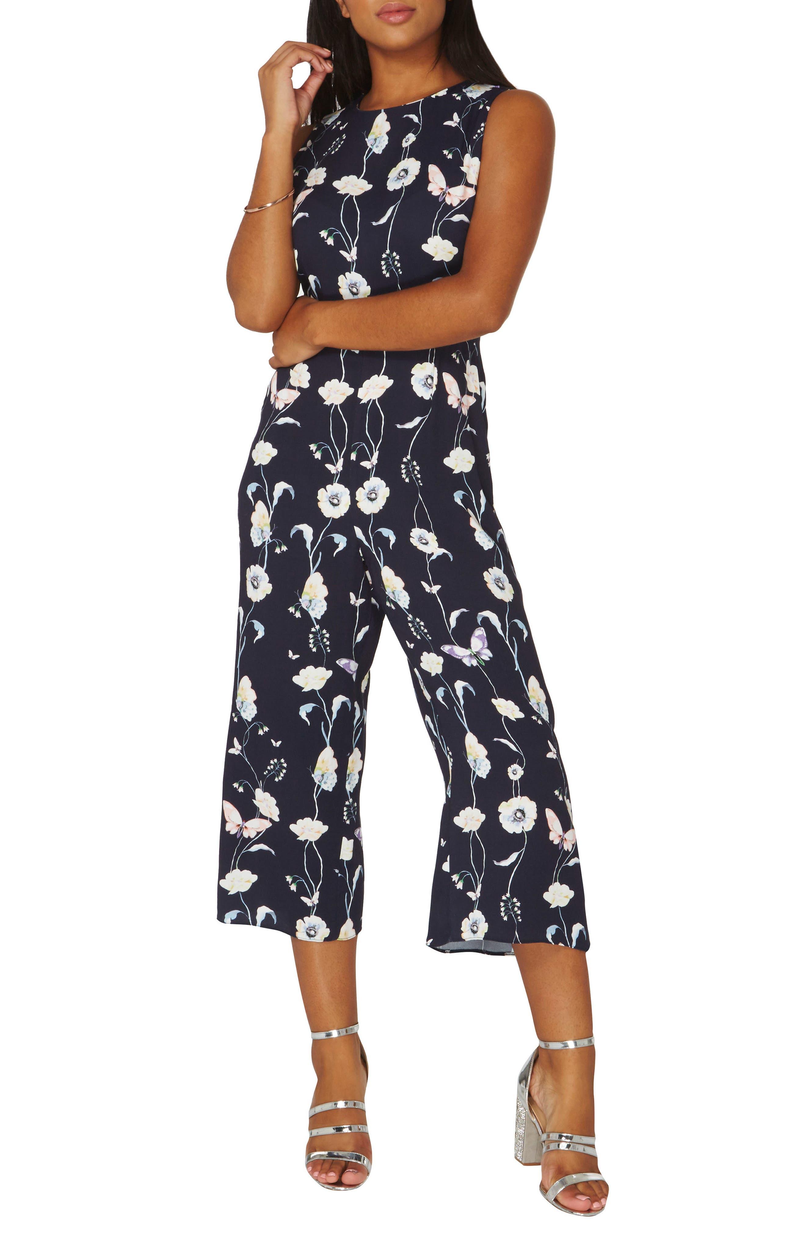 Culotte Jumpsuit,                         Main,                         color, 401