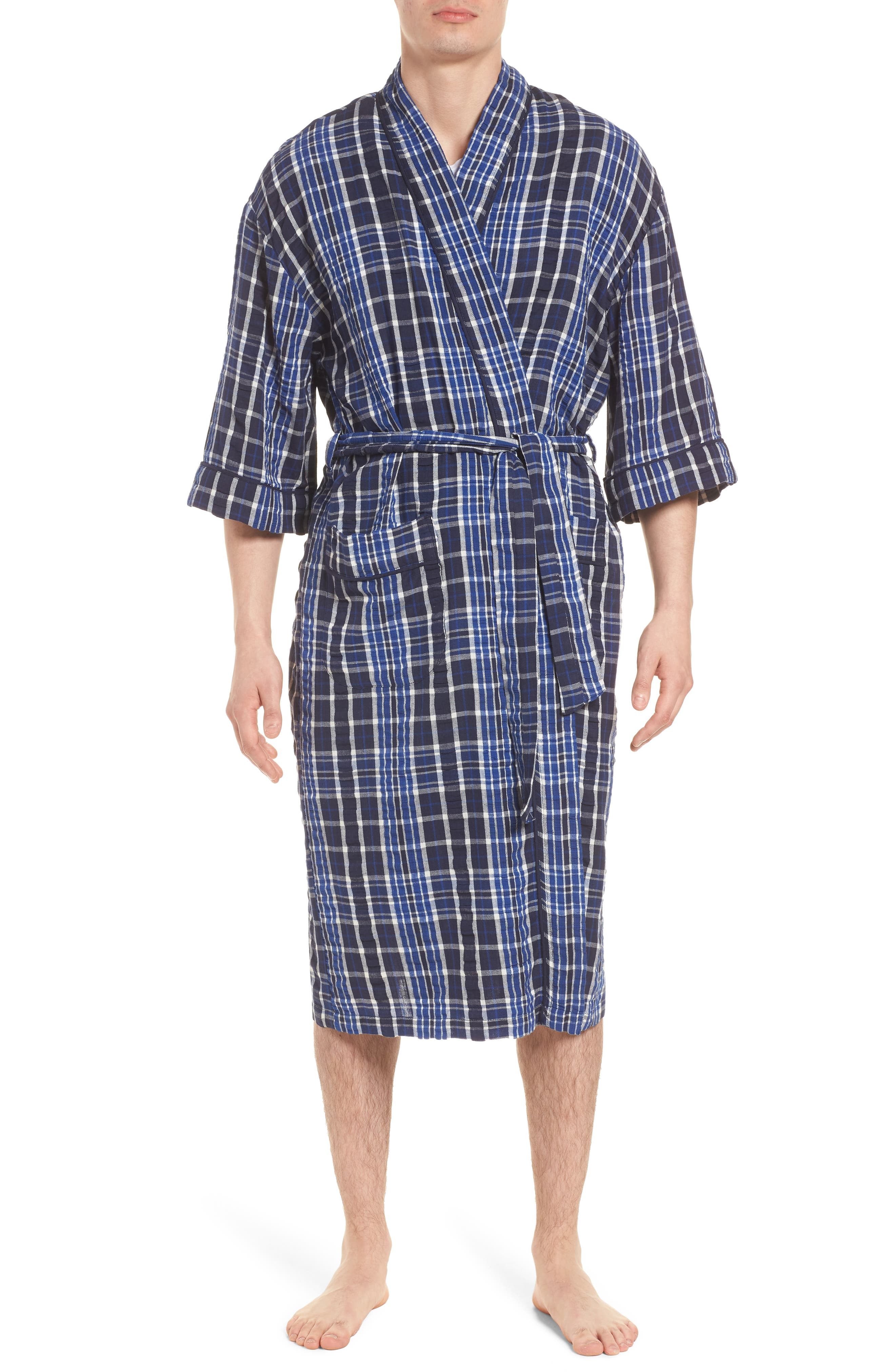 Summer Shell Robe,                         Main,                         color, PRESIDIO