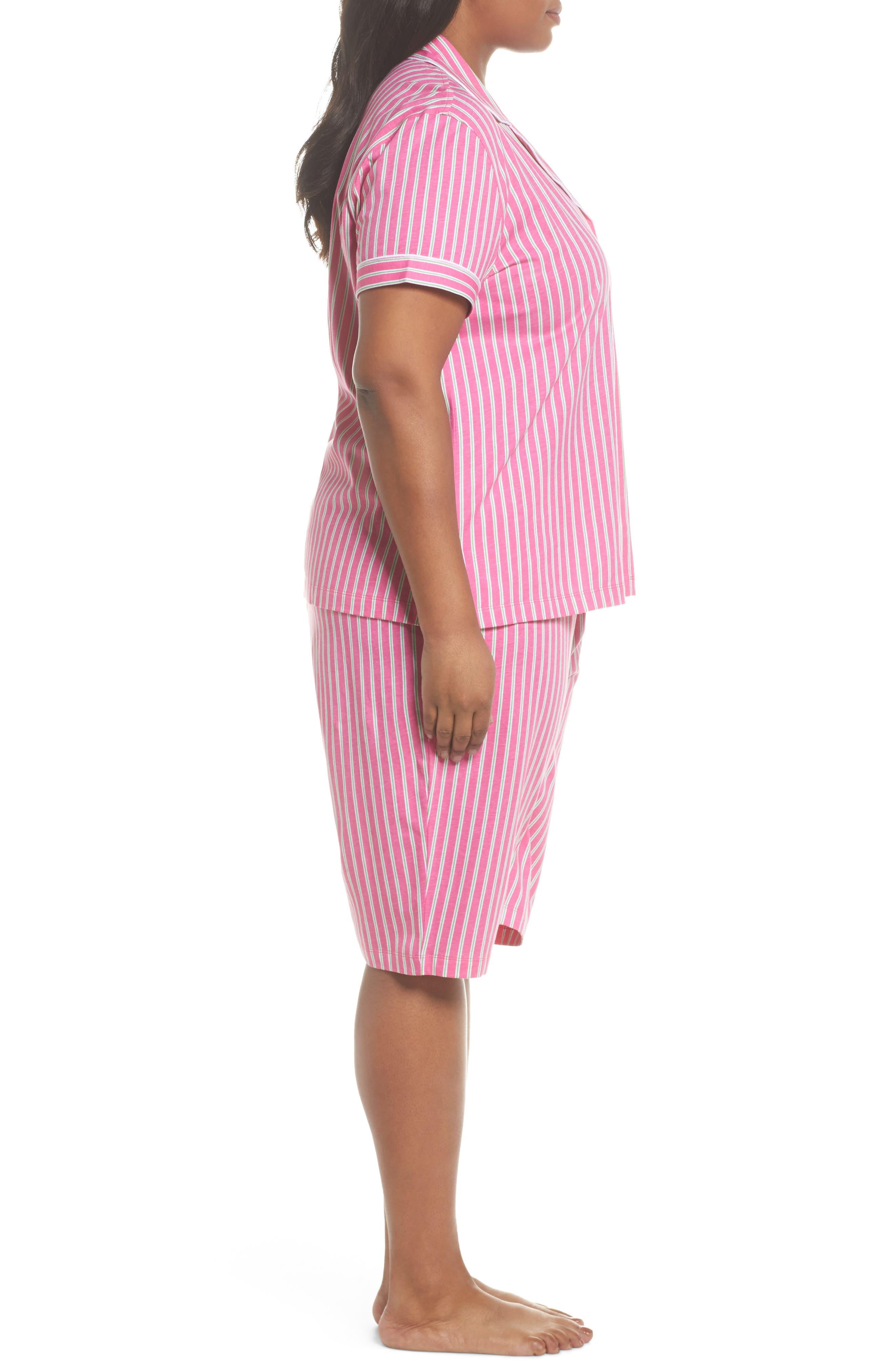 Bermuda Pajamas,                             Alternate thumbnail 3, color,