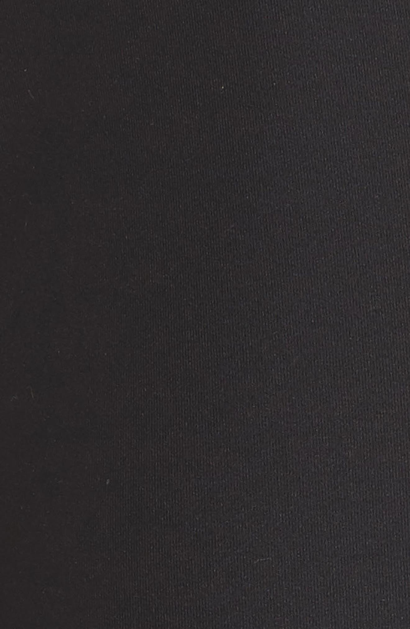 NATORI,                             Power Fit Leggings,                             Alternate thumbnail 5, color,                             001