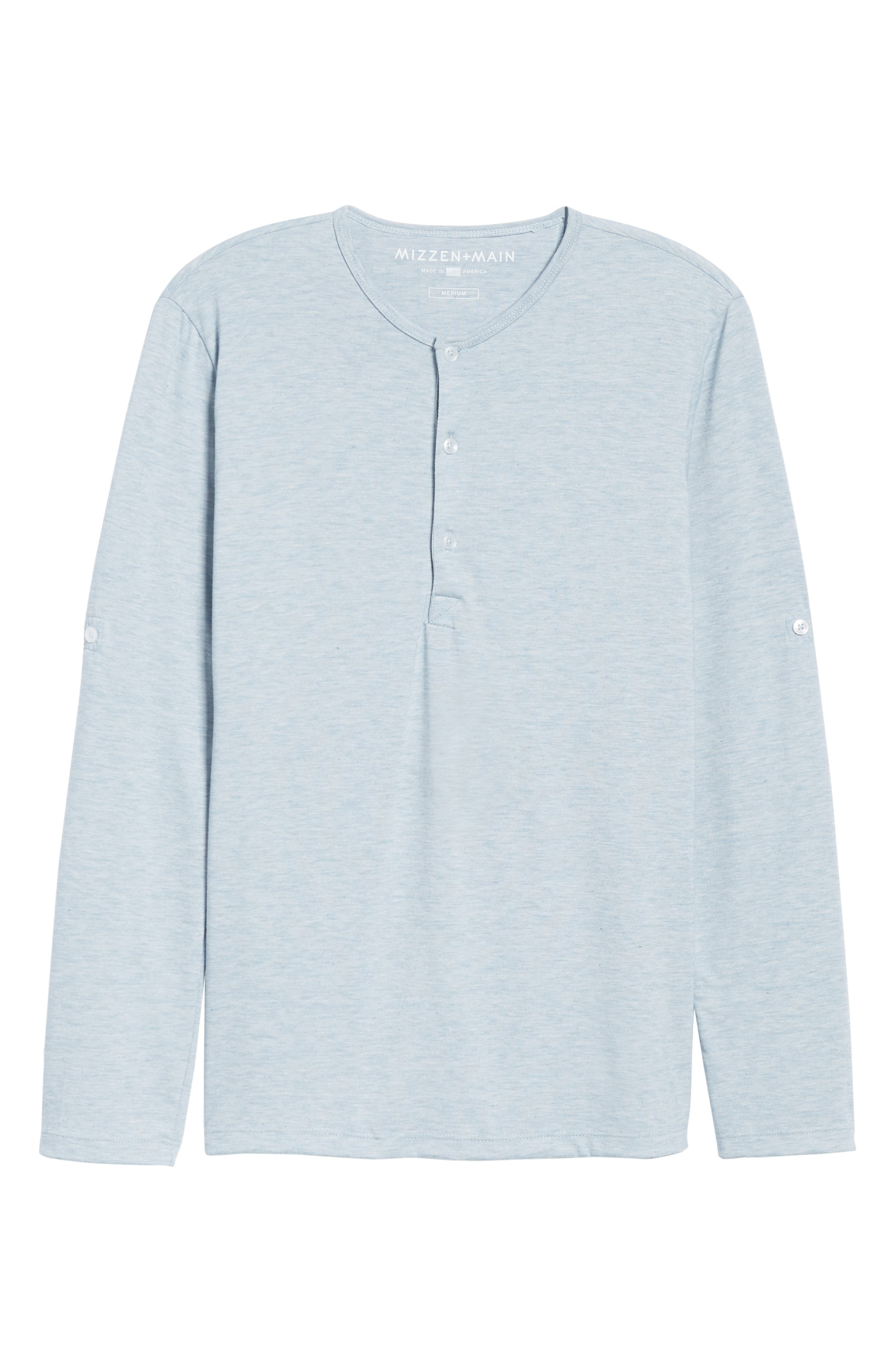 Stoneport Henley,                             Alternate thumbnail 6, color,                             CHARCOAL