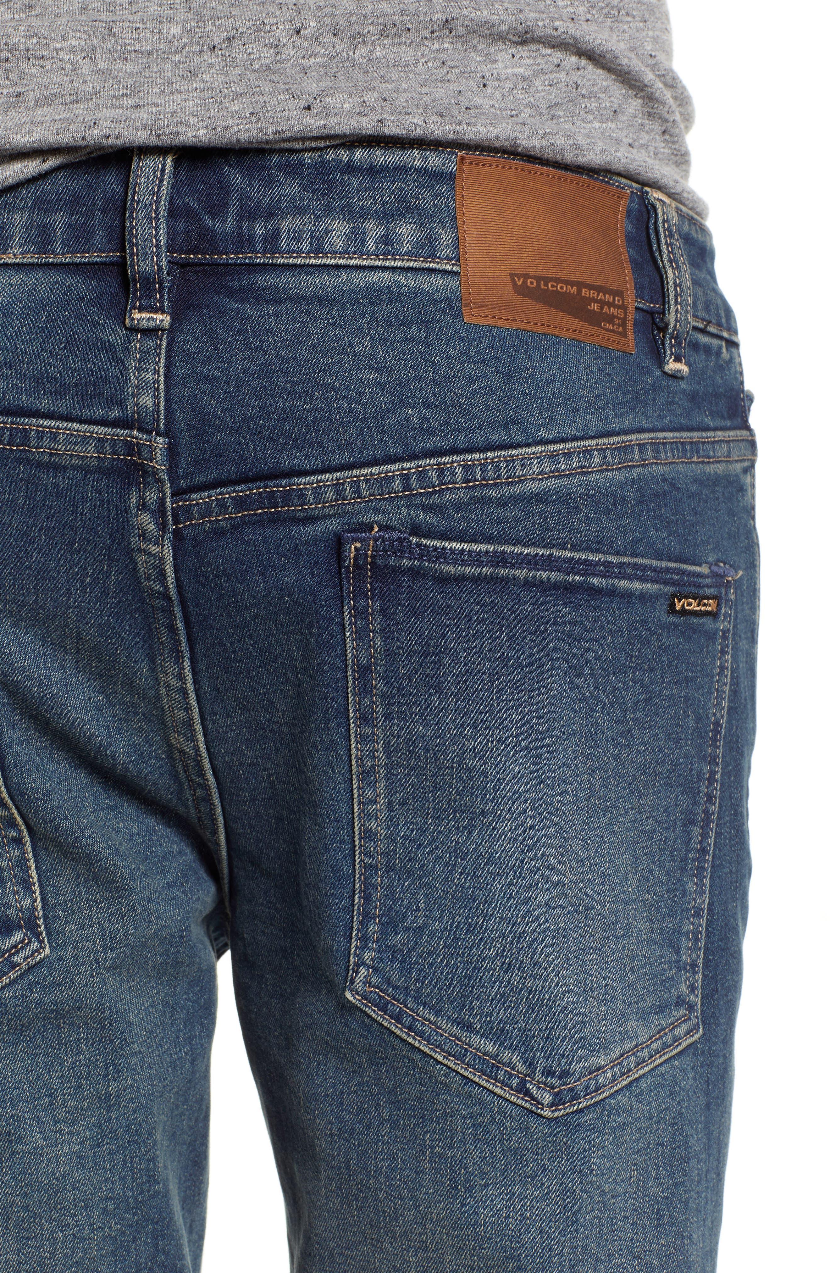 Solver Denim Pants,                             Alternate thumbnail 4, color,                             467