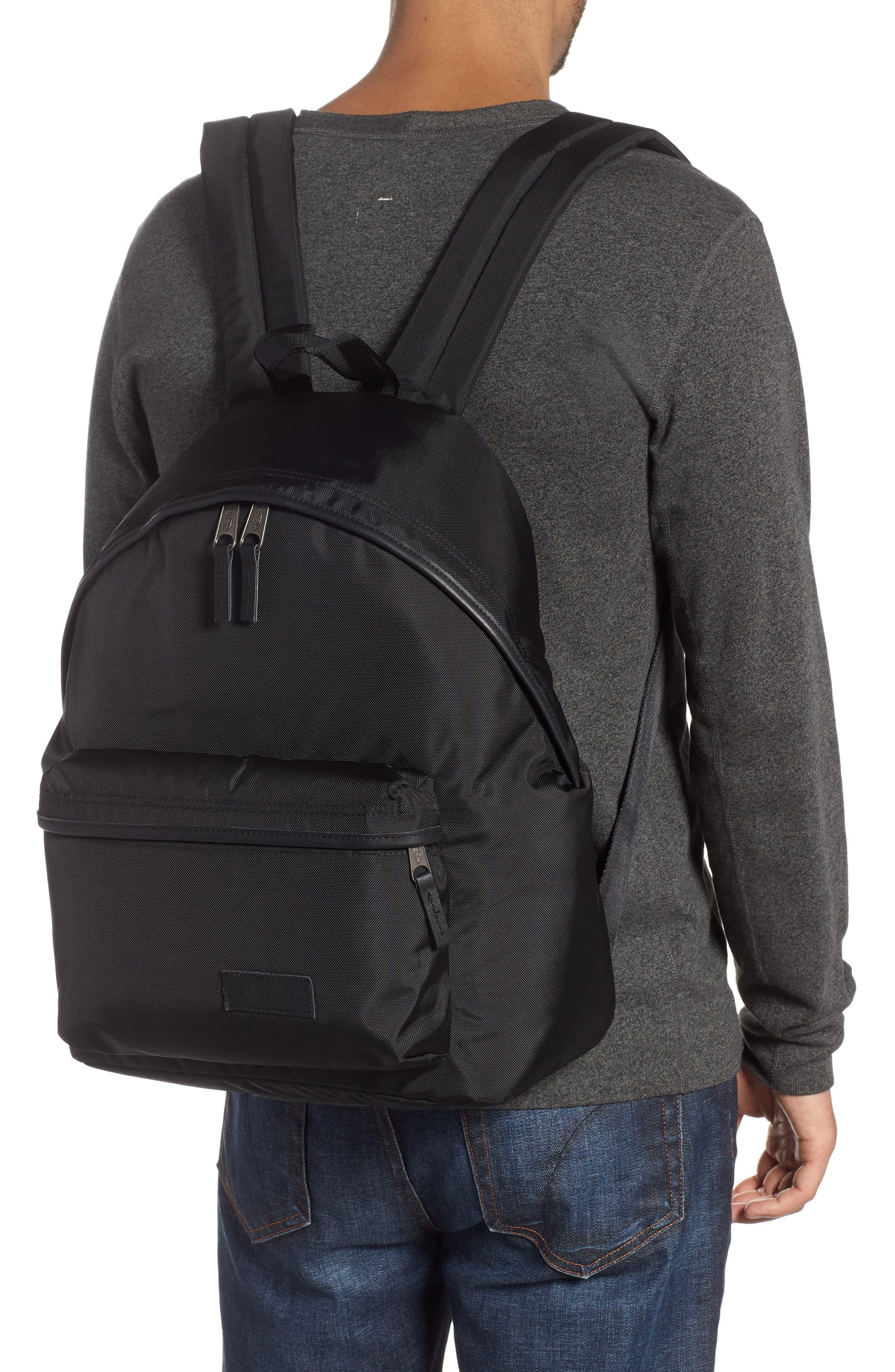 Padded Pakr Backpack,                             Alternate thumbnail 2, color,                             CONSTRUCTED BLACK