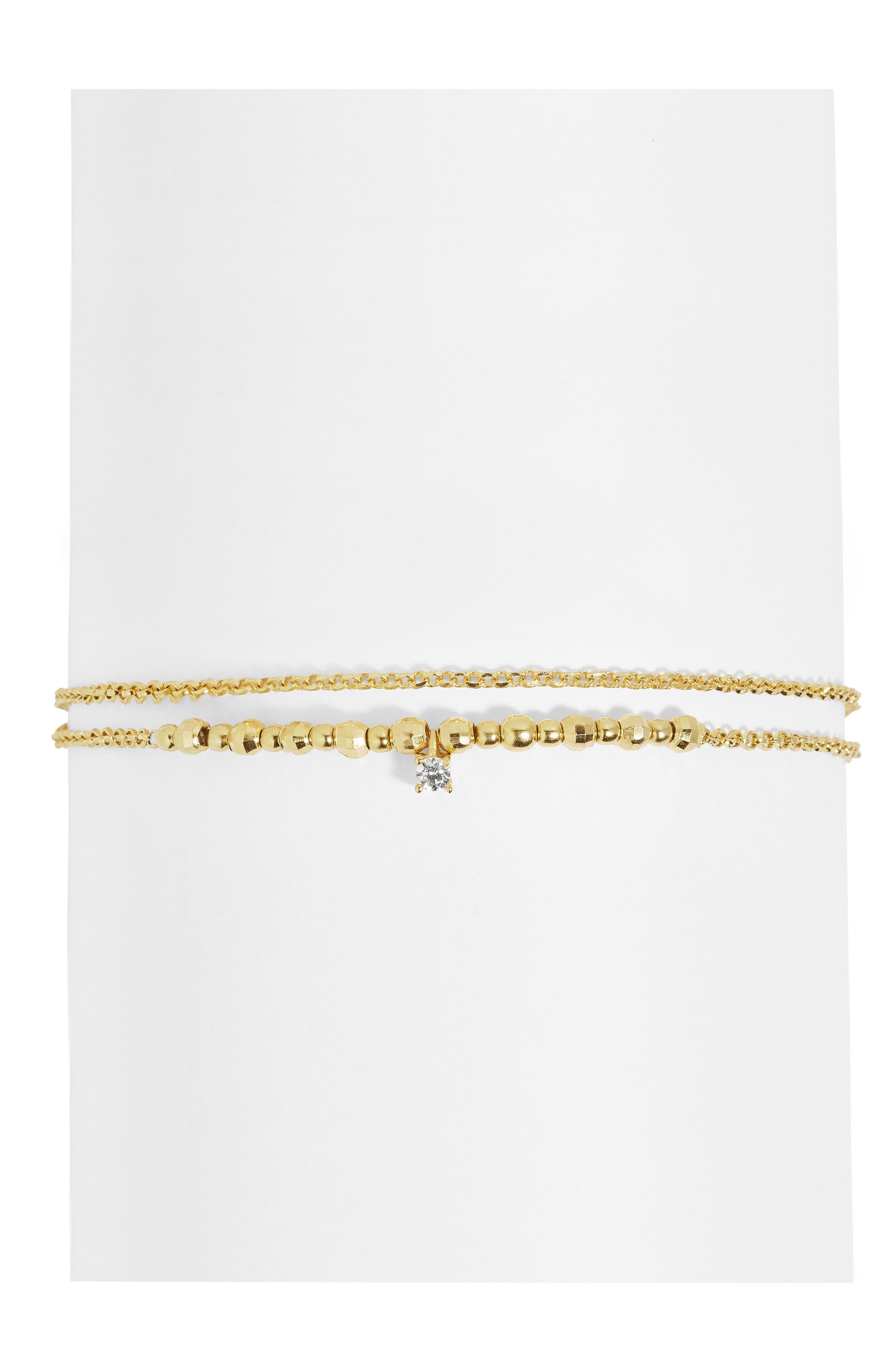 Layered Bracelet,                             Main thumbnail 1, color,                             710