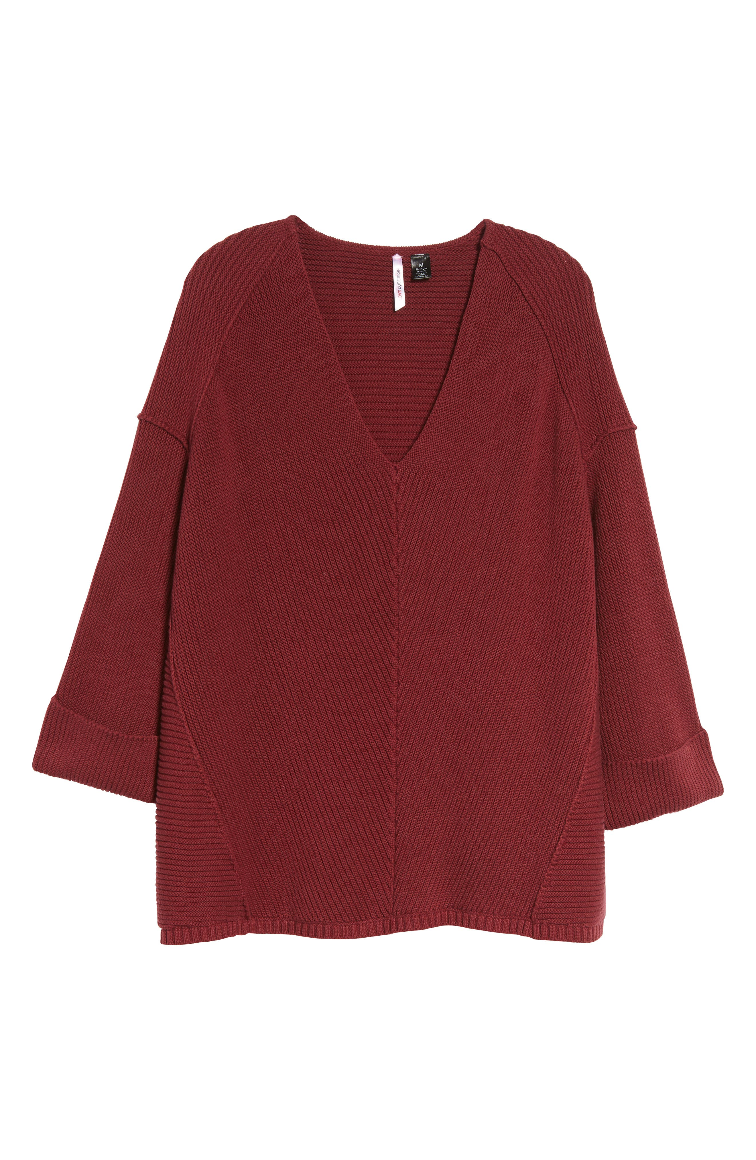 Cuff Sleeve Pullover,                             Alternate thumbnail 12, color,
