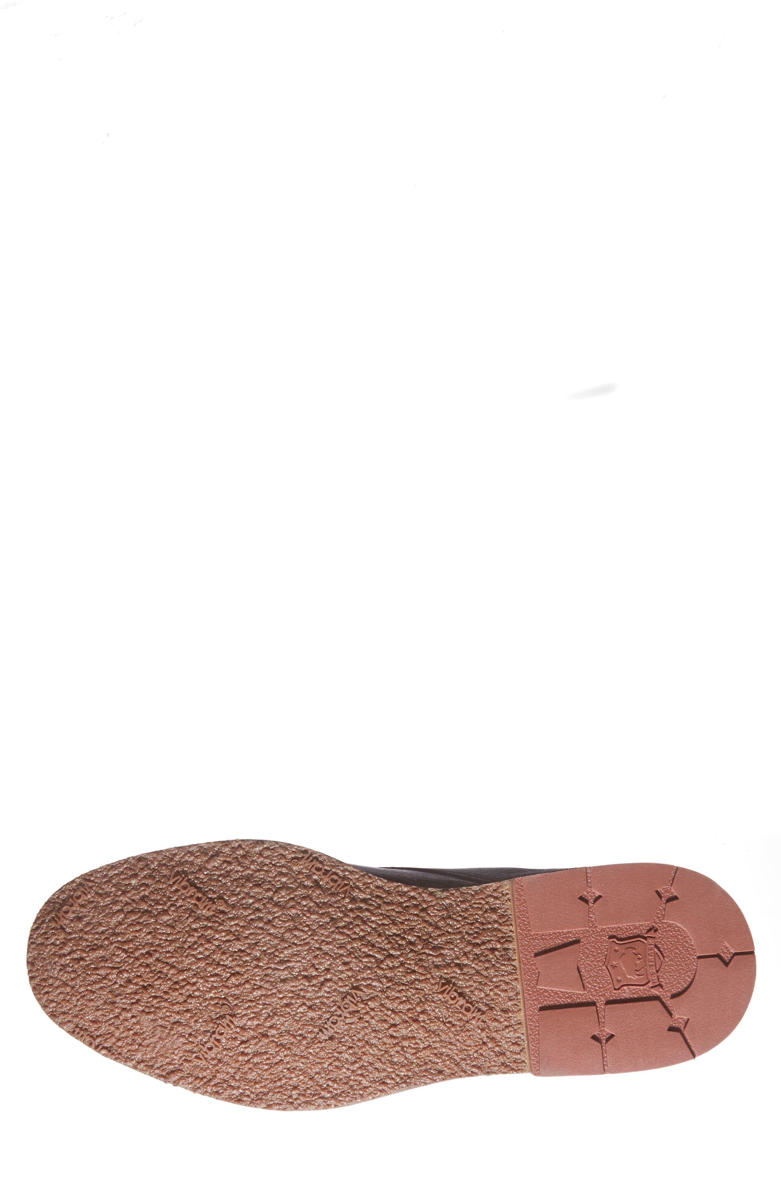 'Brady' Chukka Boot,                             Alternate thumbnail 3, color,                             BLACK NORWEGIAN ELK