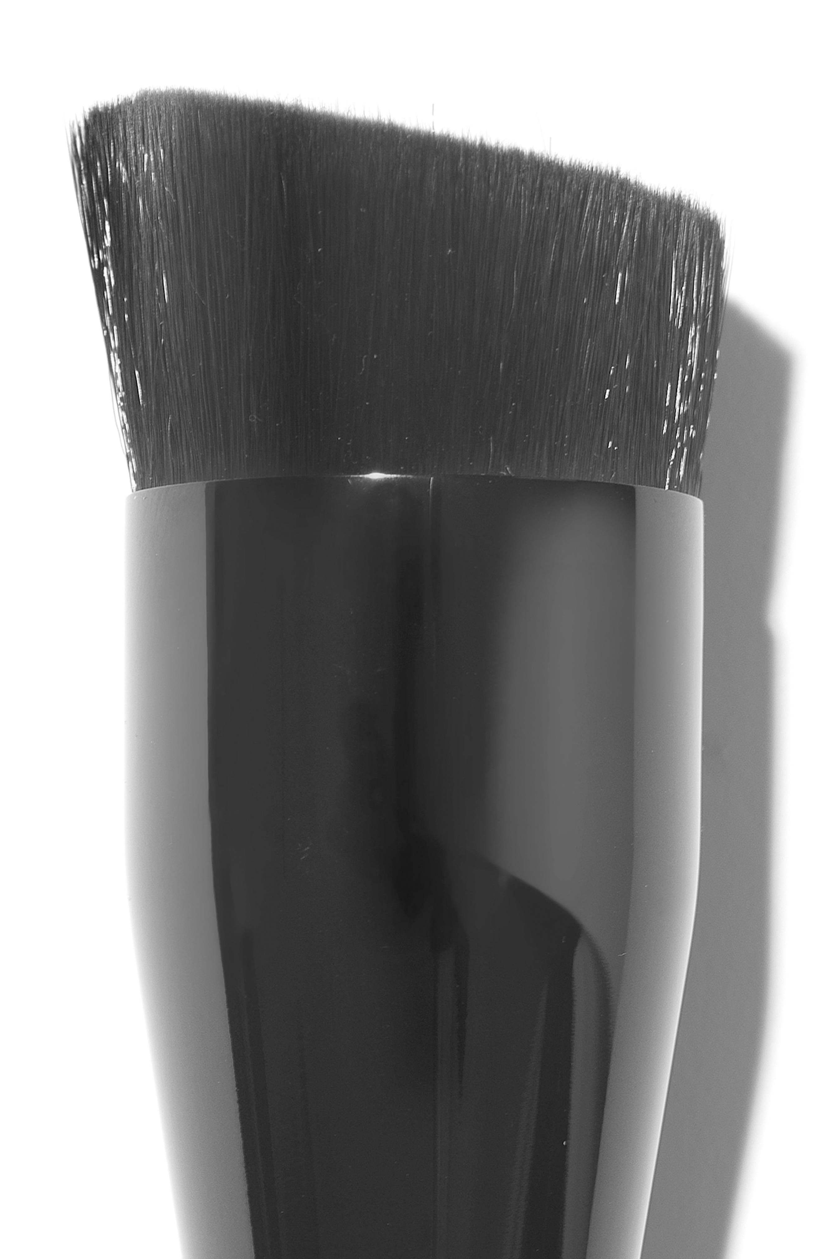 SPACE.NK.apothecary Kevyn Aucoin Beauty The Angled Foundation Brush,                             Alternate thumbnail 2, color,                             NO COLOR