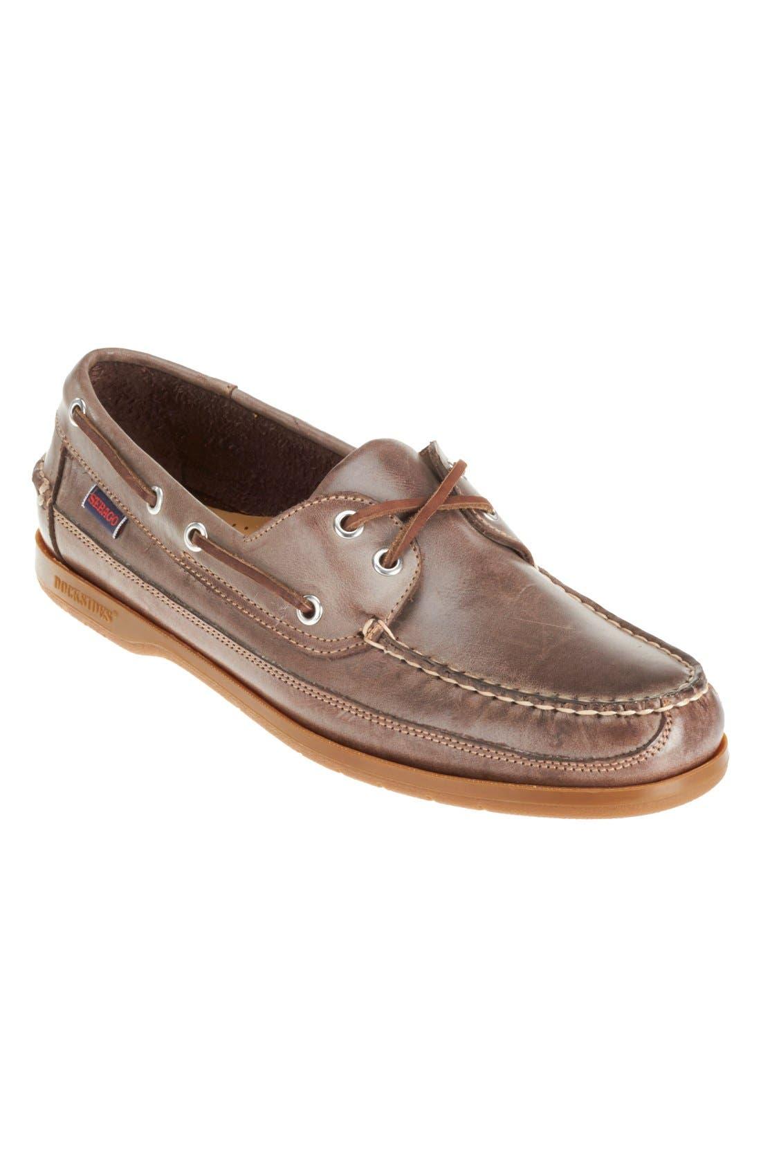 'Schooner' Boat Shoe,                             Main thumbnail 2, color,