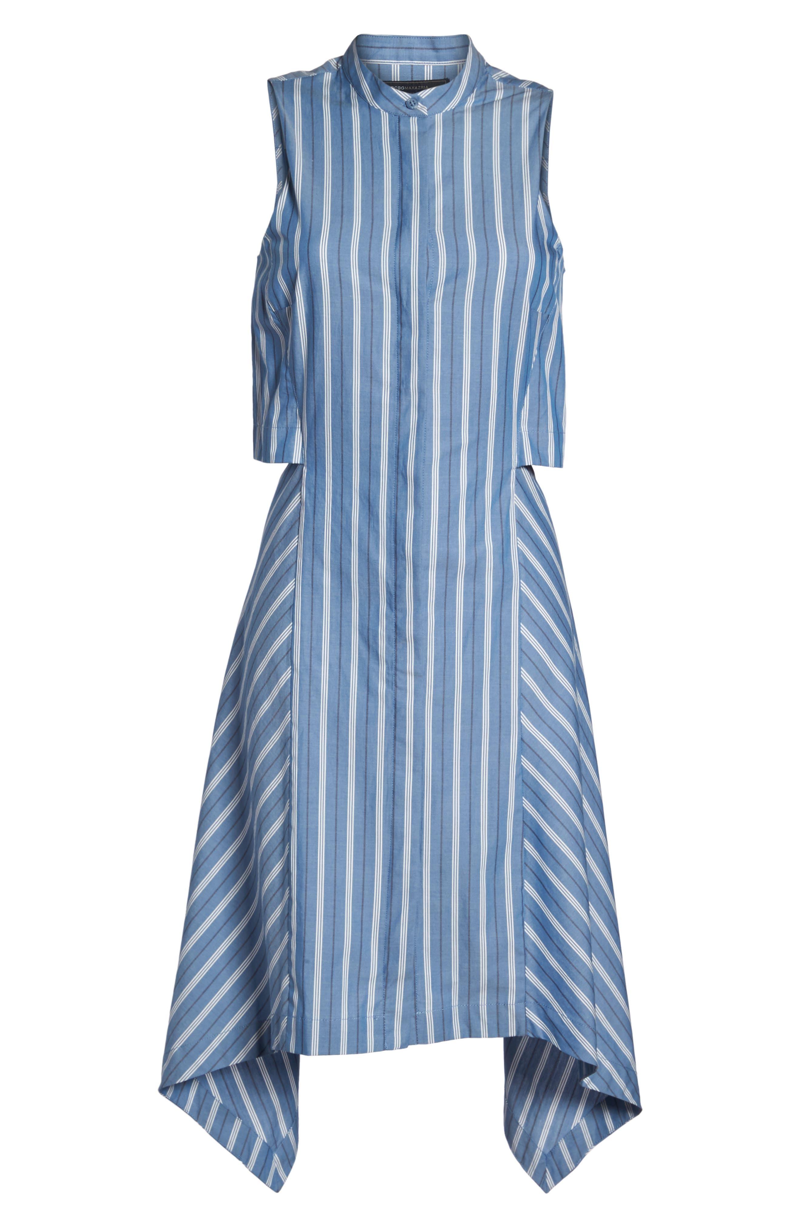 City Sleeveless Dress,                             Alternate thumbnail 6, color,                             404