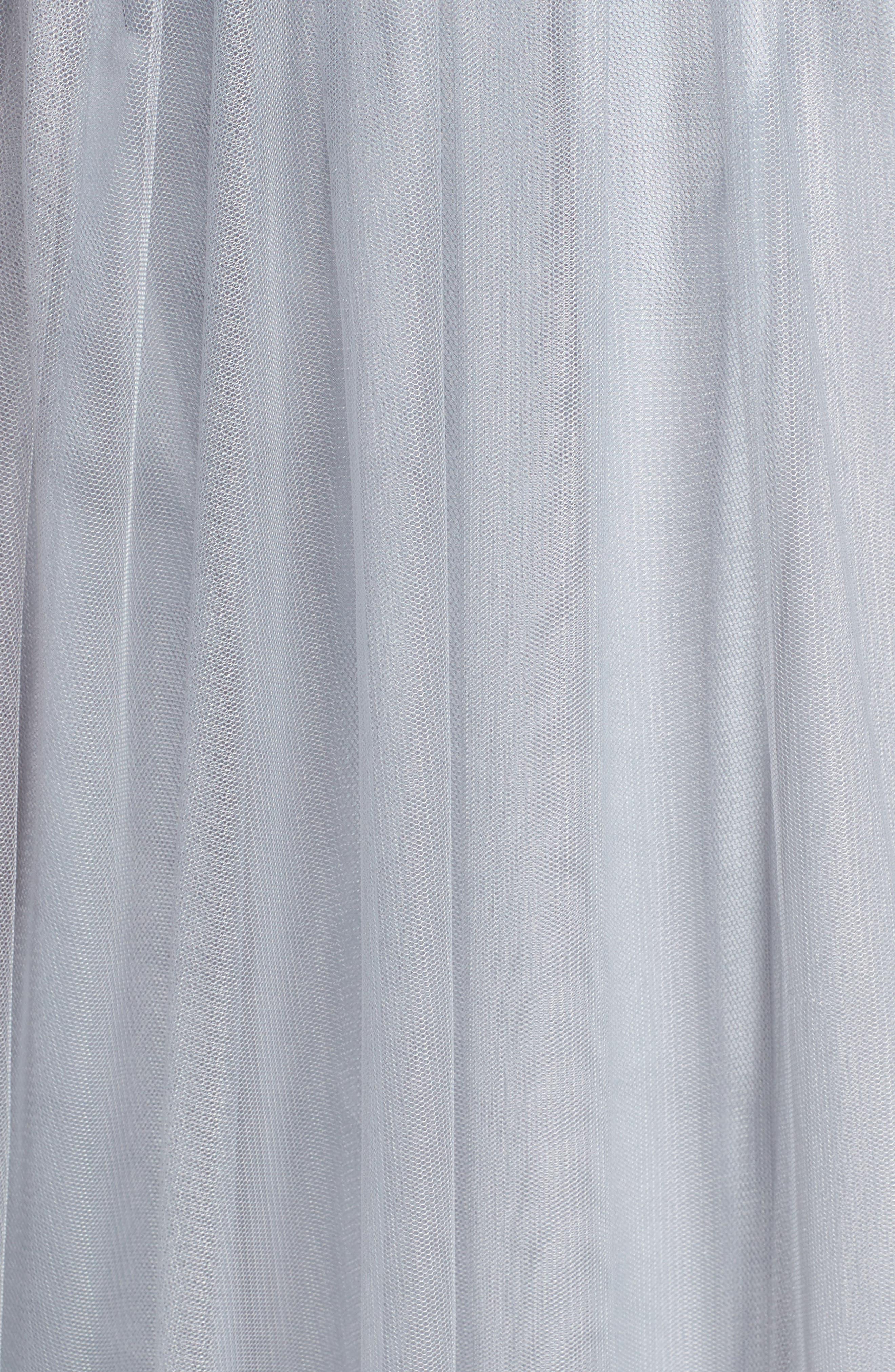 Illusion Gown,                             Alternate thumbnail 5, color,                             020