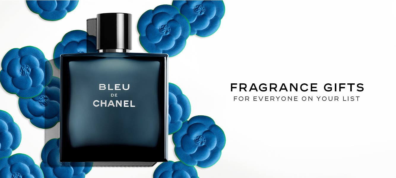 CHANEL fragrance gifts for everyone on your list.