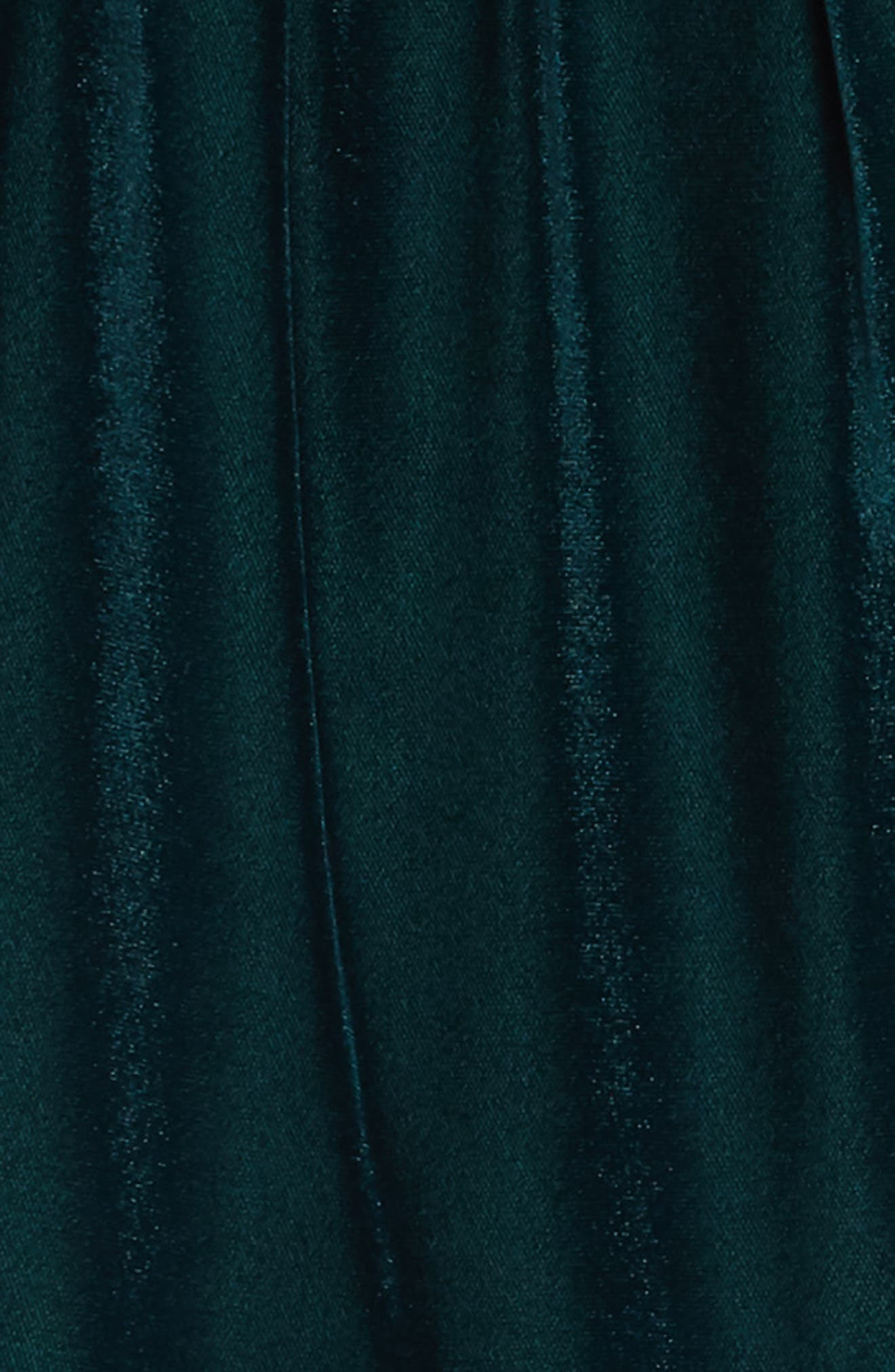 Velvet Party Dress,                             Alternate thumbnail 3, color,                             301