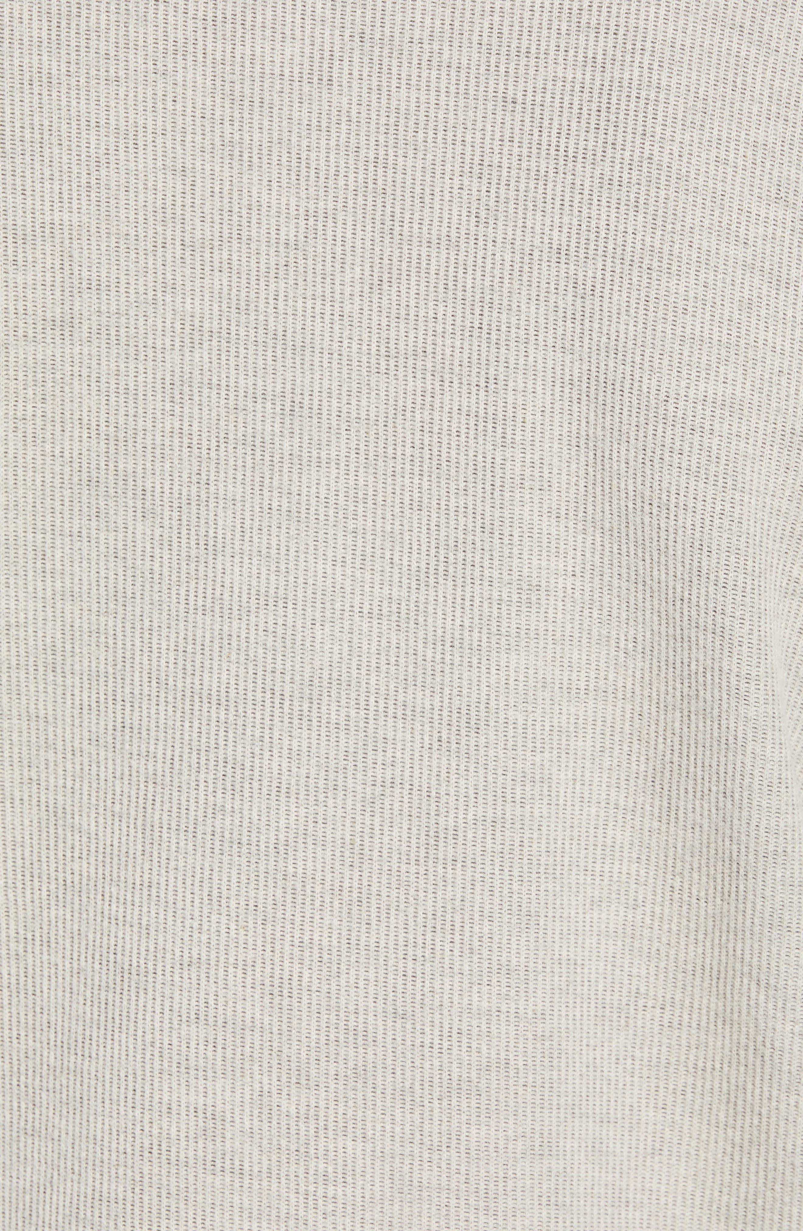 BILLY REID,                             Ribbed Long Sleeve Henley,                             Alternate thumbnail 5, color,                             NATURAL
