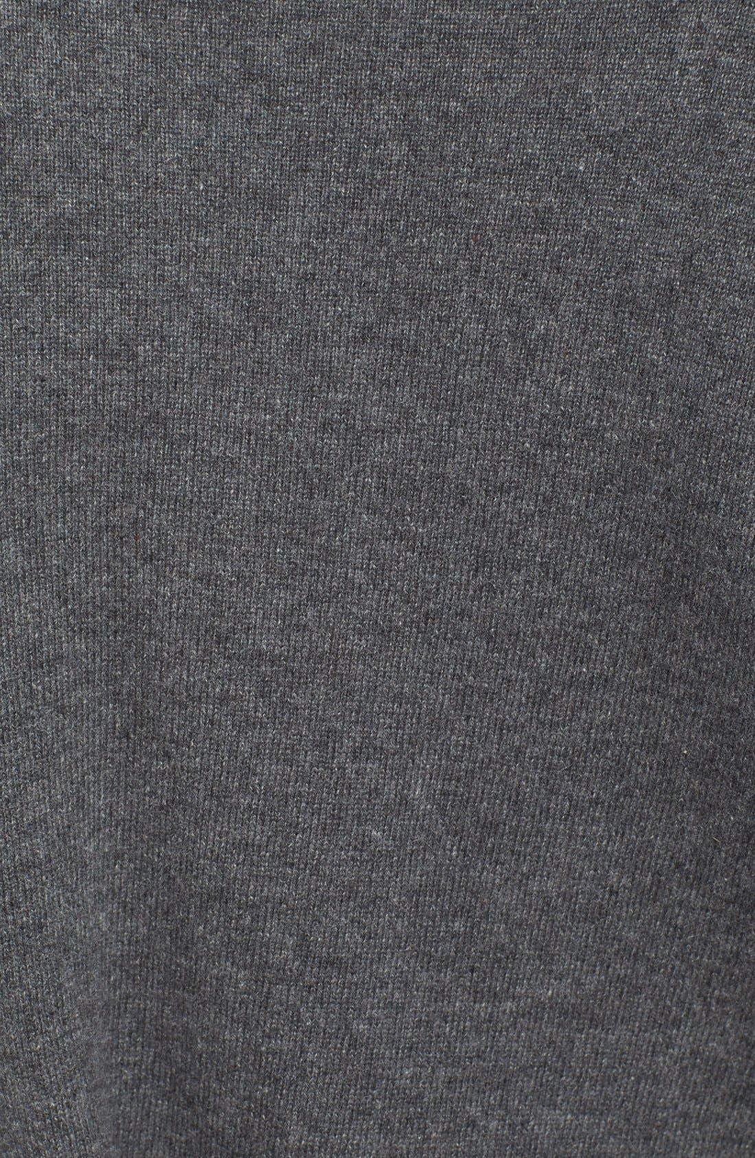 Cashmere & Cotton Sweater Dress,                             Alternate thumbnail 2, color,                             024