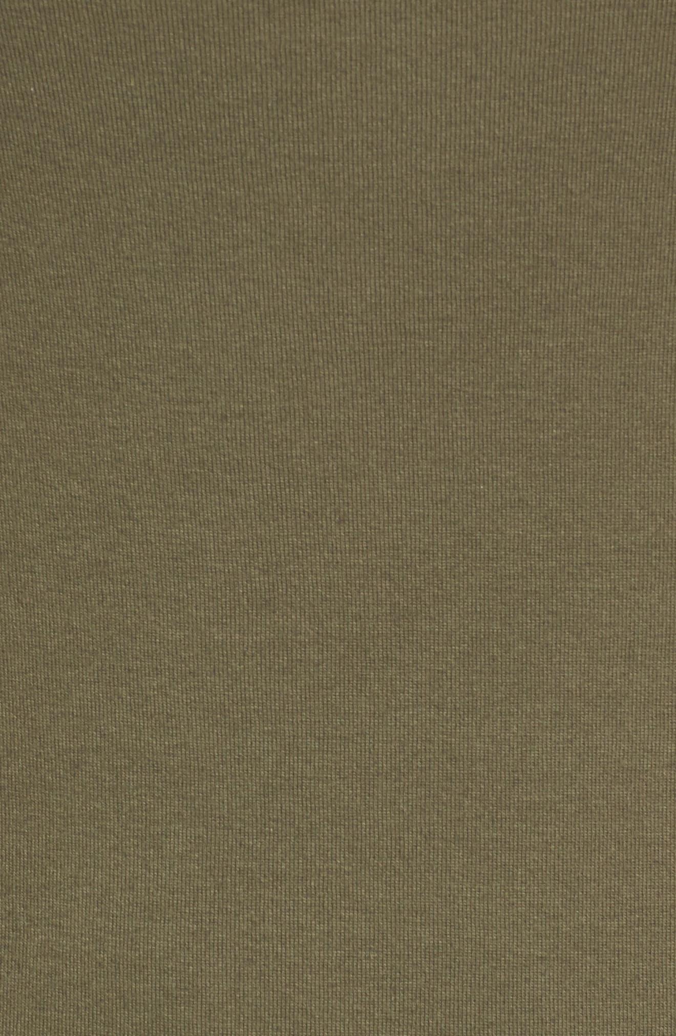 Short Sleeve Scoop Neck Tee,                             Alternate thumbnail 5, color,                             312