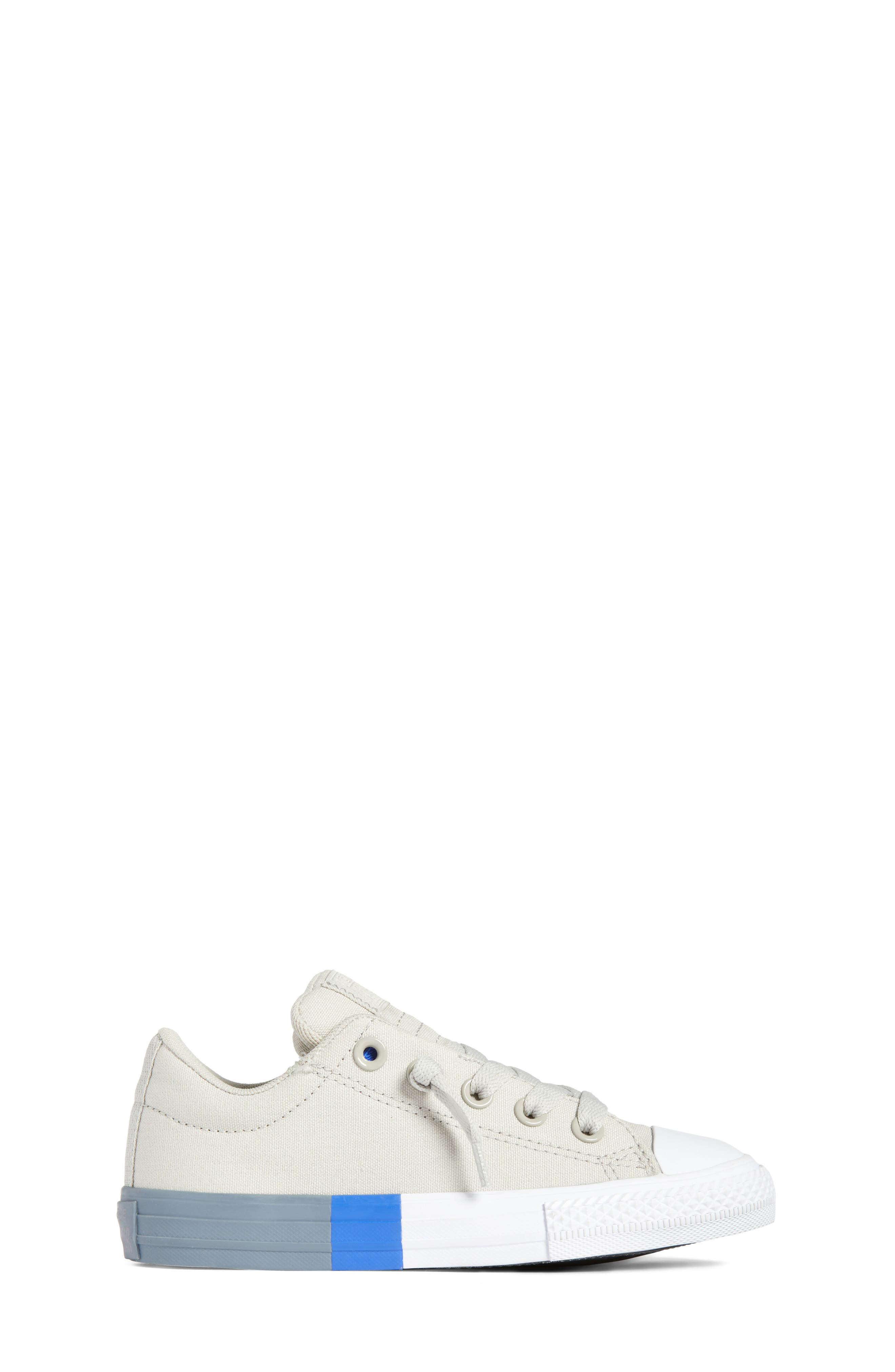 Chuck Taylor<sup>®</sup> All Star<sup>®</sup> Colorblock Street Sneaker,                             Alternate thumbnail 3, color,                             081