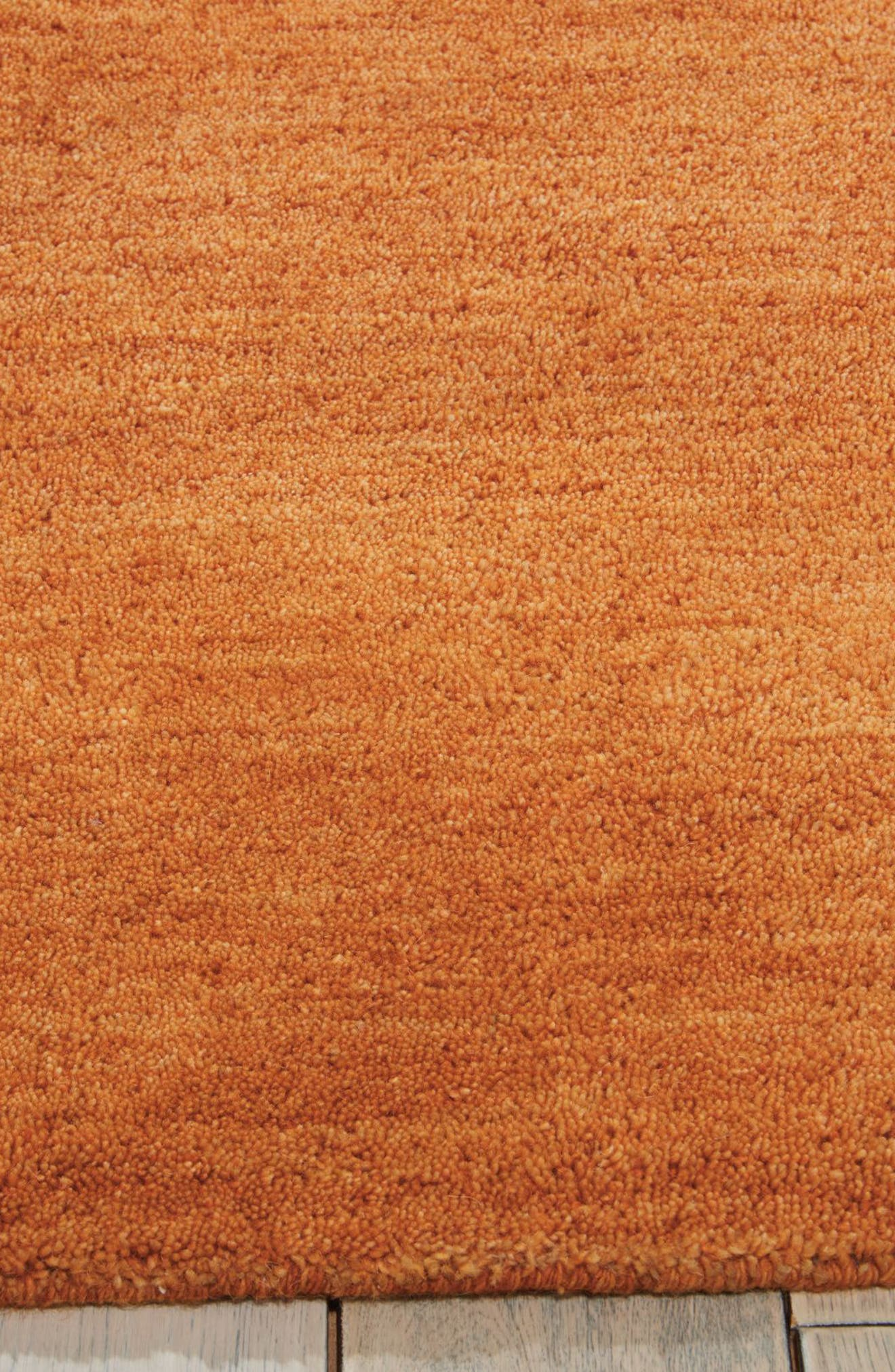 Linear Glow Wool Rug,                             Alternate thumbnail 4, color,                             211
